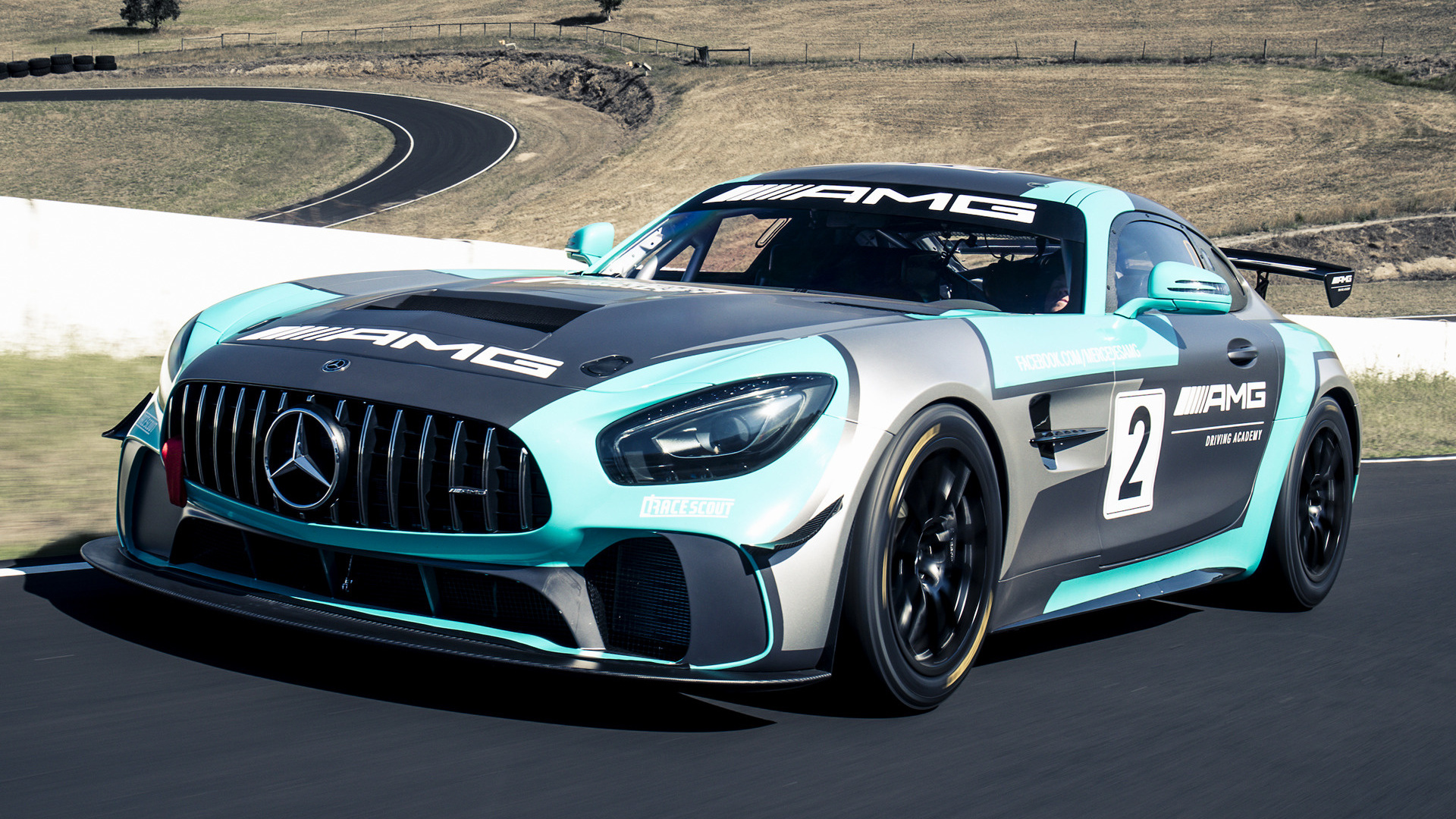 2017 Mercedes-AMG GT4 - Wallpapers and HD Images   Car Pixel