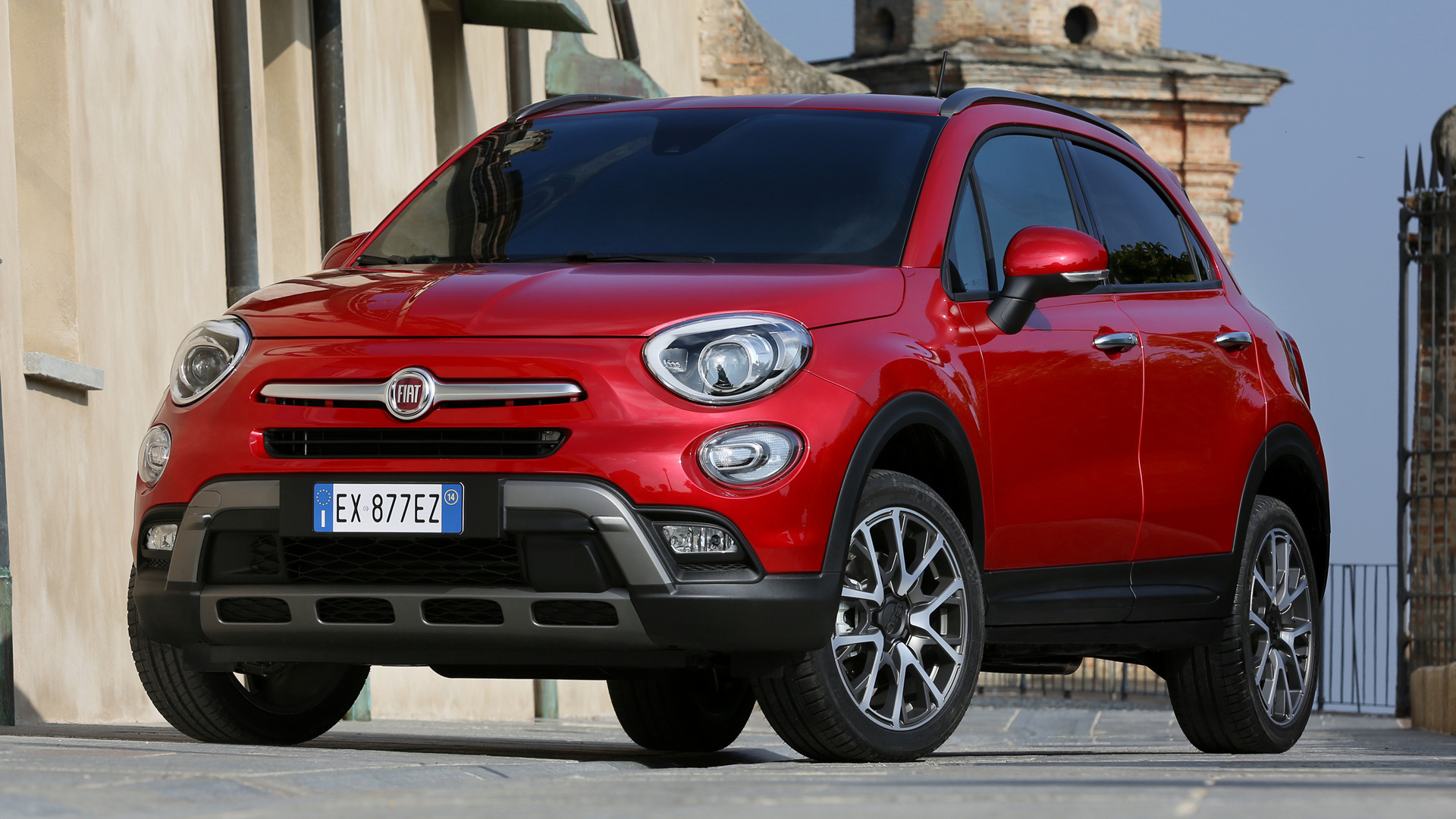 Dodge Ram 2015 >> 2015 Fiat 500X Cross - Wallpapers and HD Images | Car Pixel