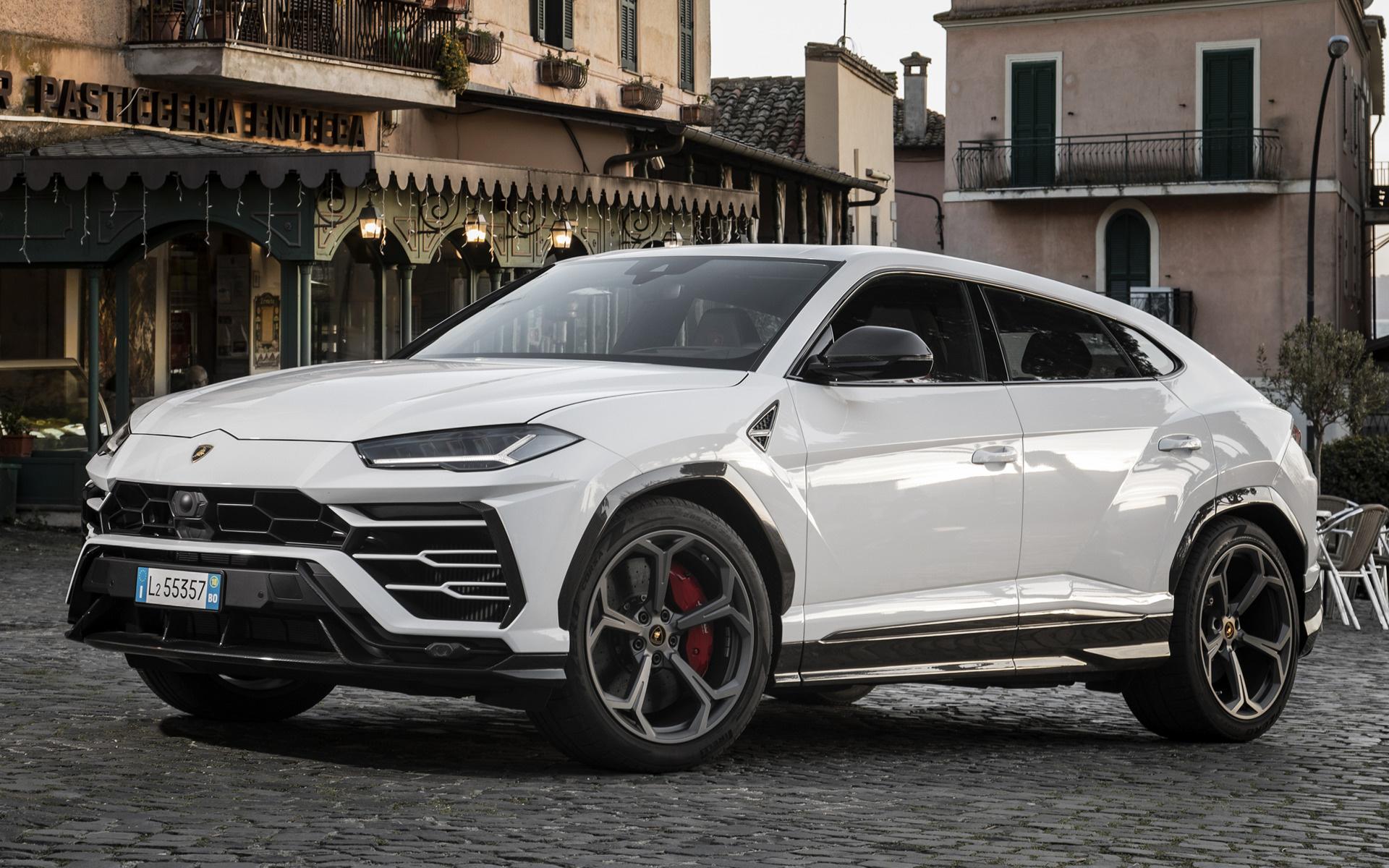2018 Lamborghini Urus Carbon Package - Wallpapers and HD ...