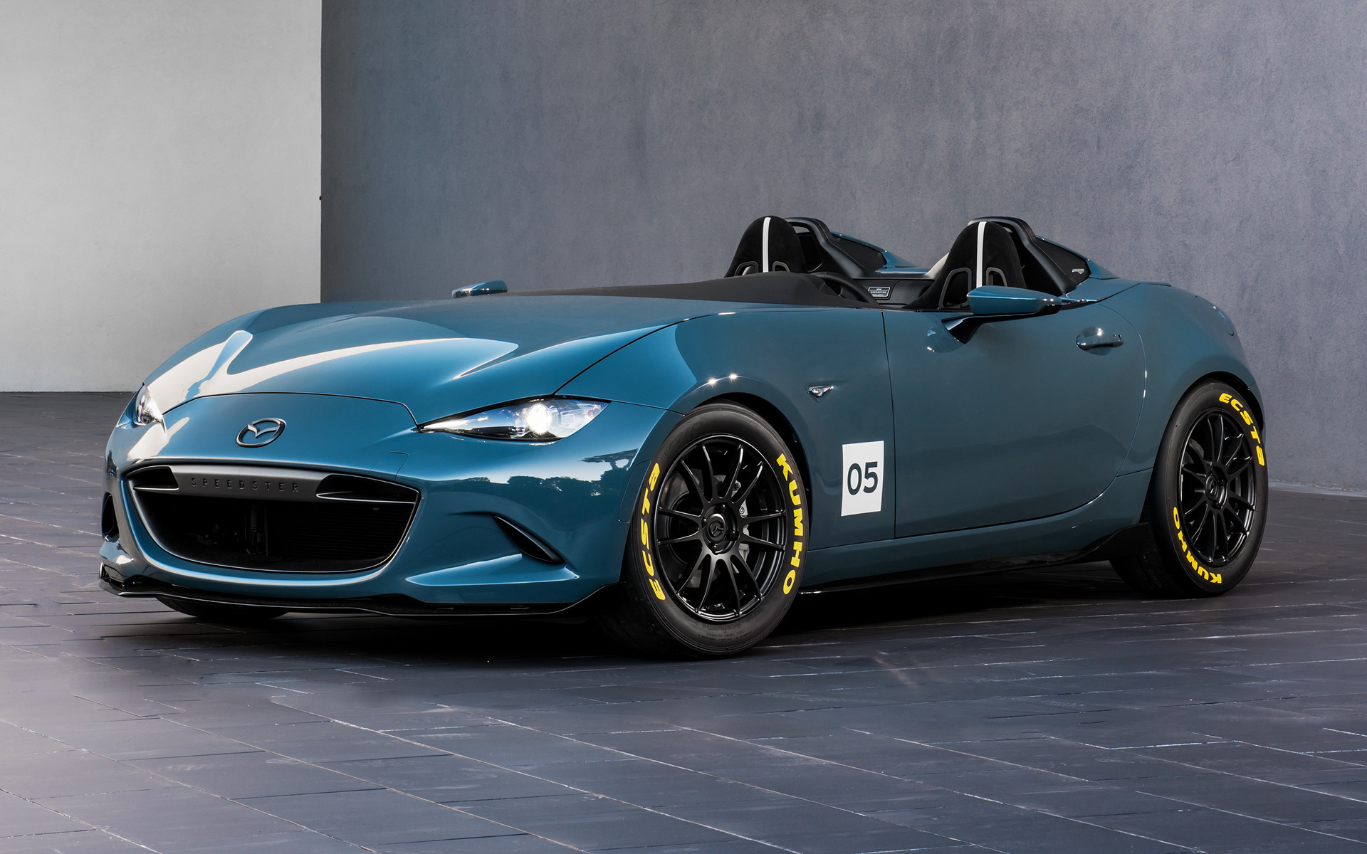 BMW Car Accessories >> Mazda MX-5 Speedster Concept (2015) Wallpapers and HD Images - Car Pixel