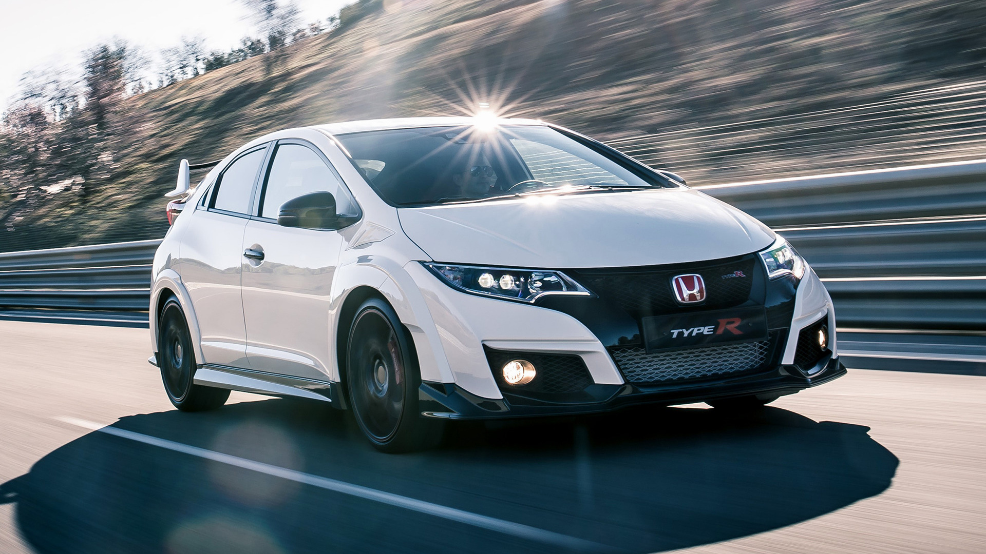Honda Civic Type R (2015) Wallpapers and HD Images - Car Pixel