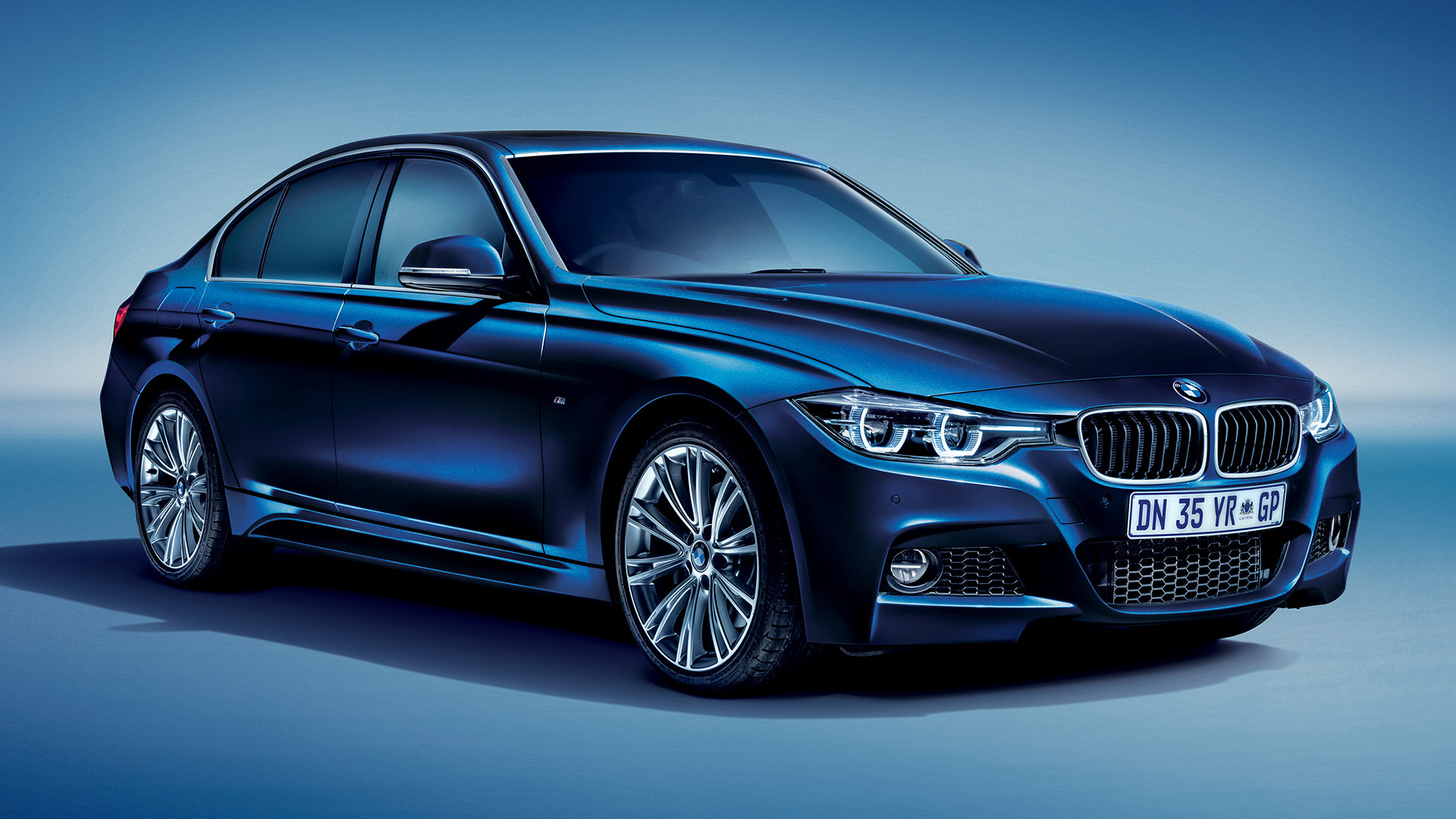 BMW 3 Series 40 Year Edition (2015) ZA Wallpapers and HD ...