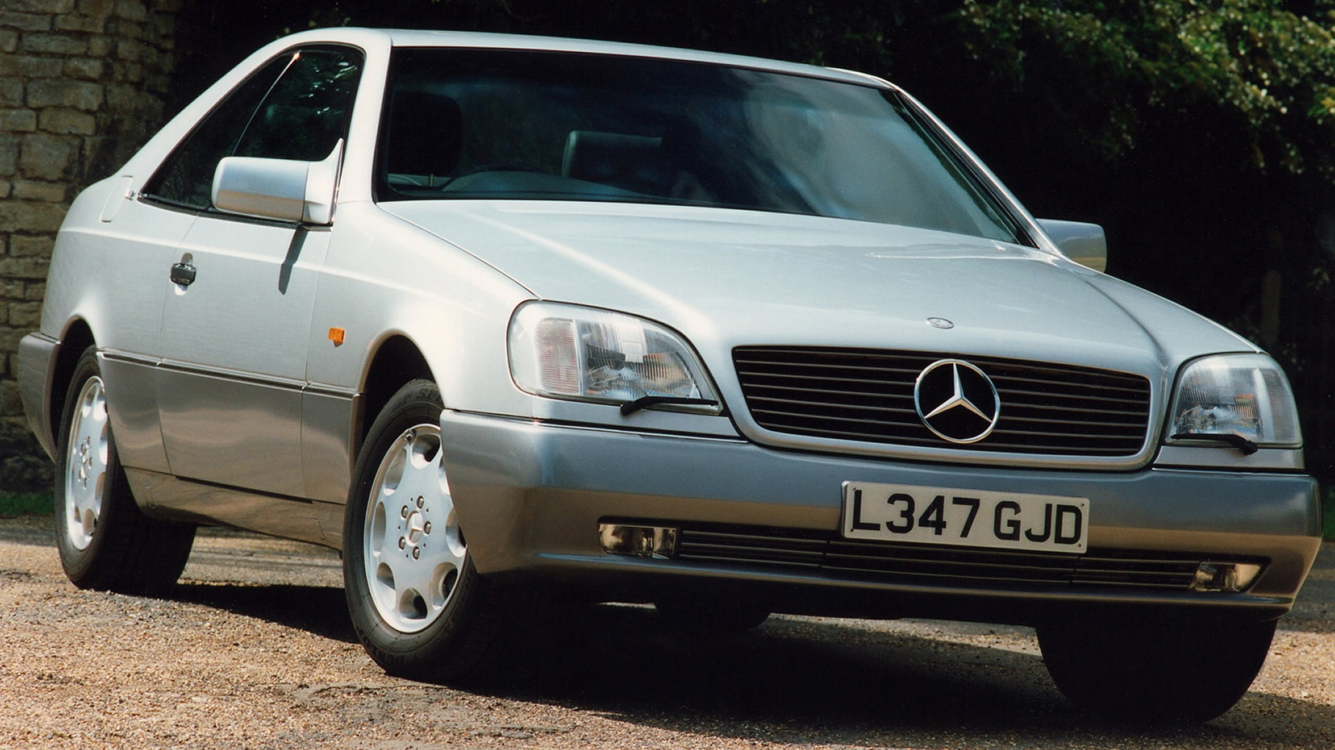1992 Mercedes-Benz 600 SEC - Wallpapers and HD Images ...