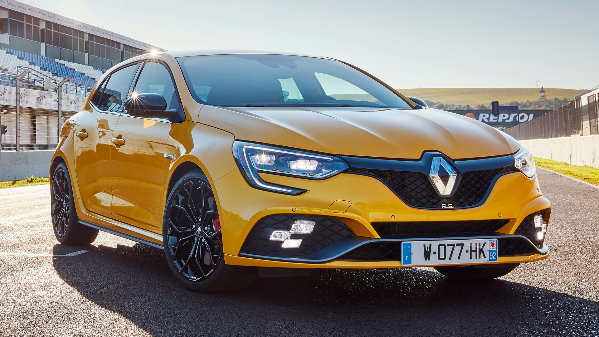 2018 Renault Megane Rs Wallpapers And Hd Images Car Pixel