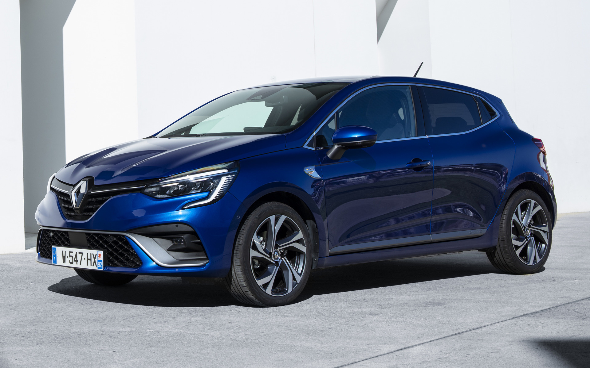 2019 Renault Clio Rs Line Wallpapers And Hd Images Car Pixel