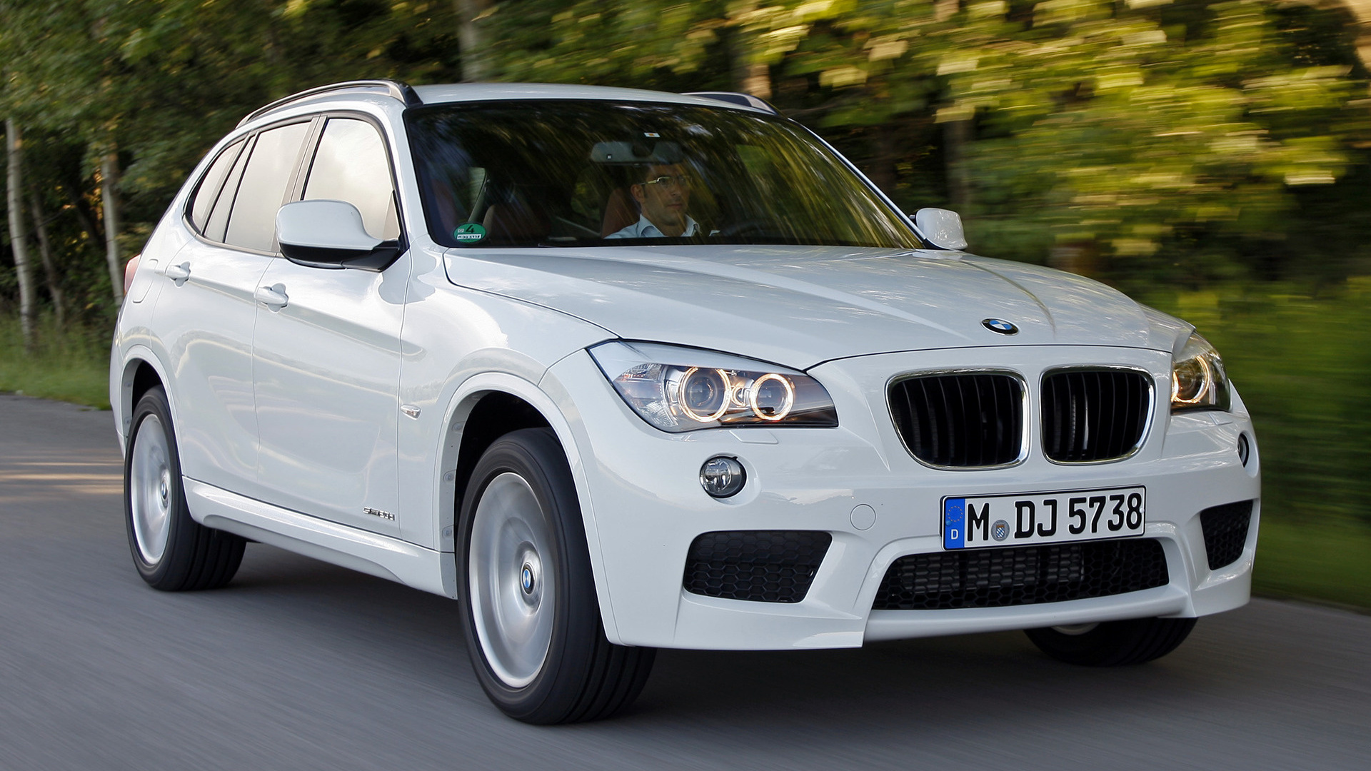 2011 BMW X1 M Sport - Wallpapers and HD Images | Car Pixel