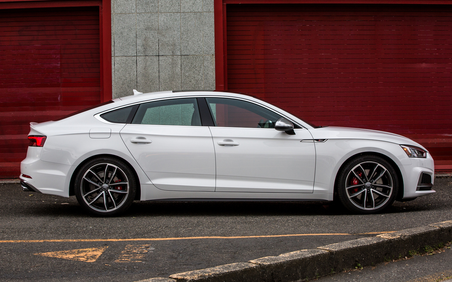 2018 Audi S5 Sportback (US) - Wallpapers and HD Images ...
