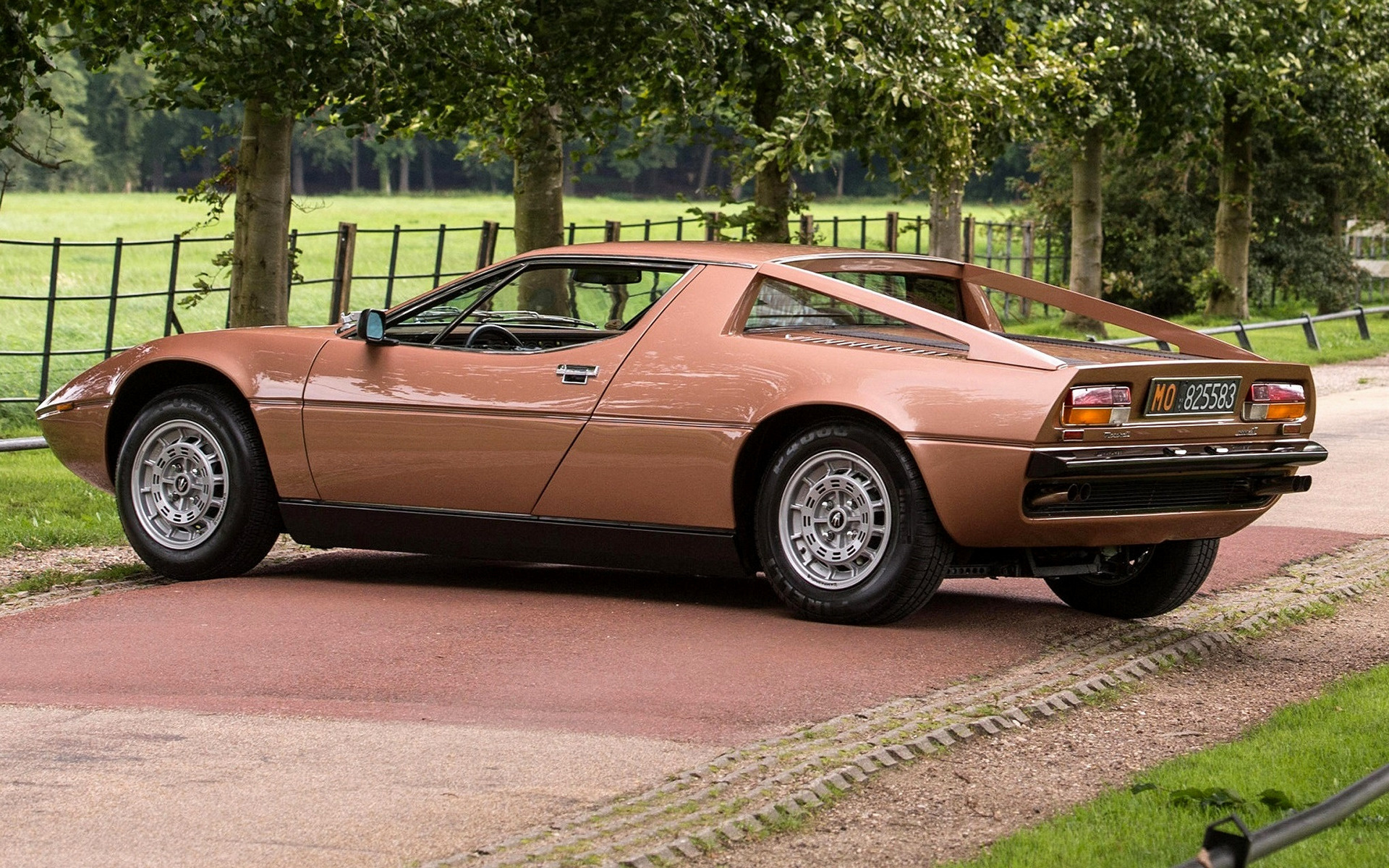 1977 Maserati Merak 2000 GT - Wallpapers and HD Images ...