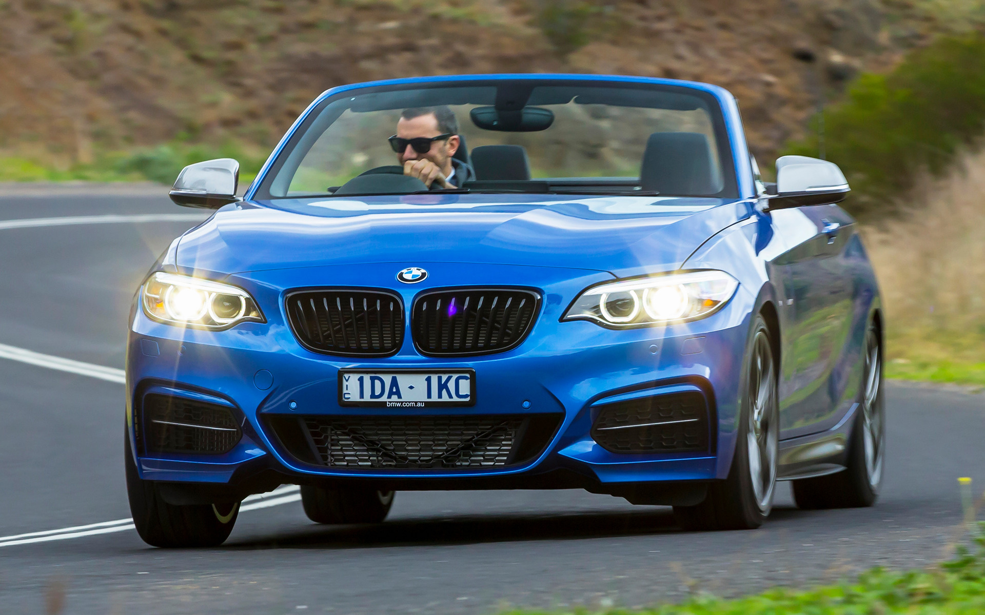 2015 BMW M235i Convertible (AU) - Wallpapers and HD Images ...
