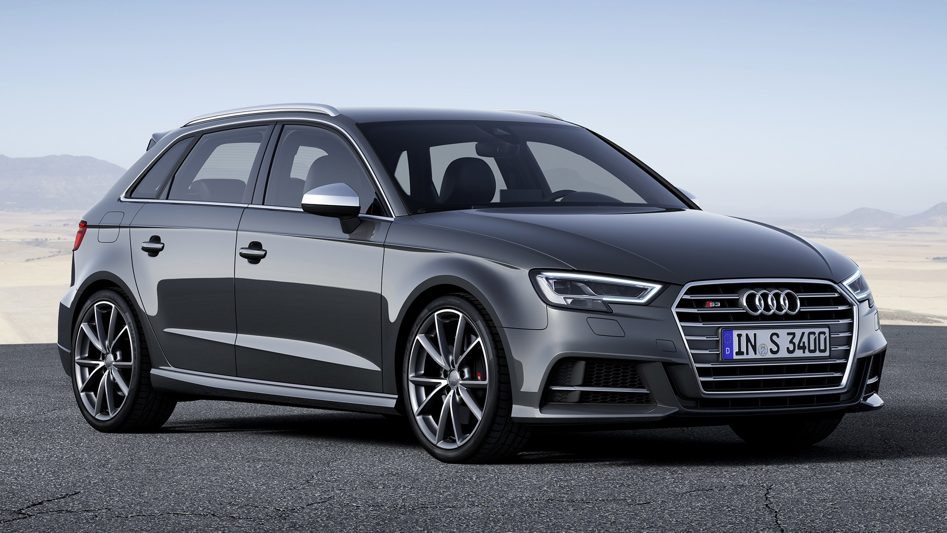 Audi S3 Sportback (2016) Wallpapers and HD Images - Car Pixel