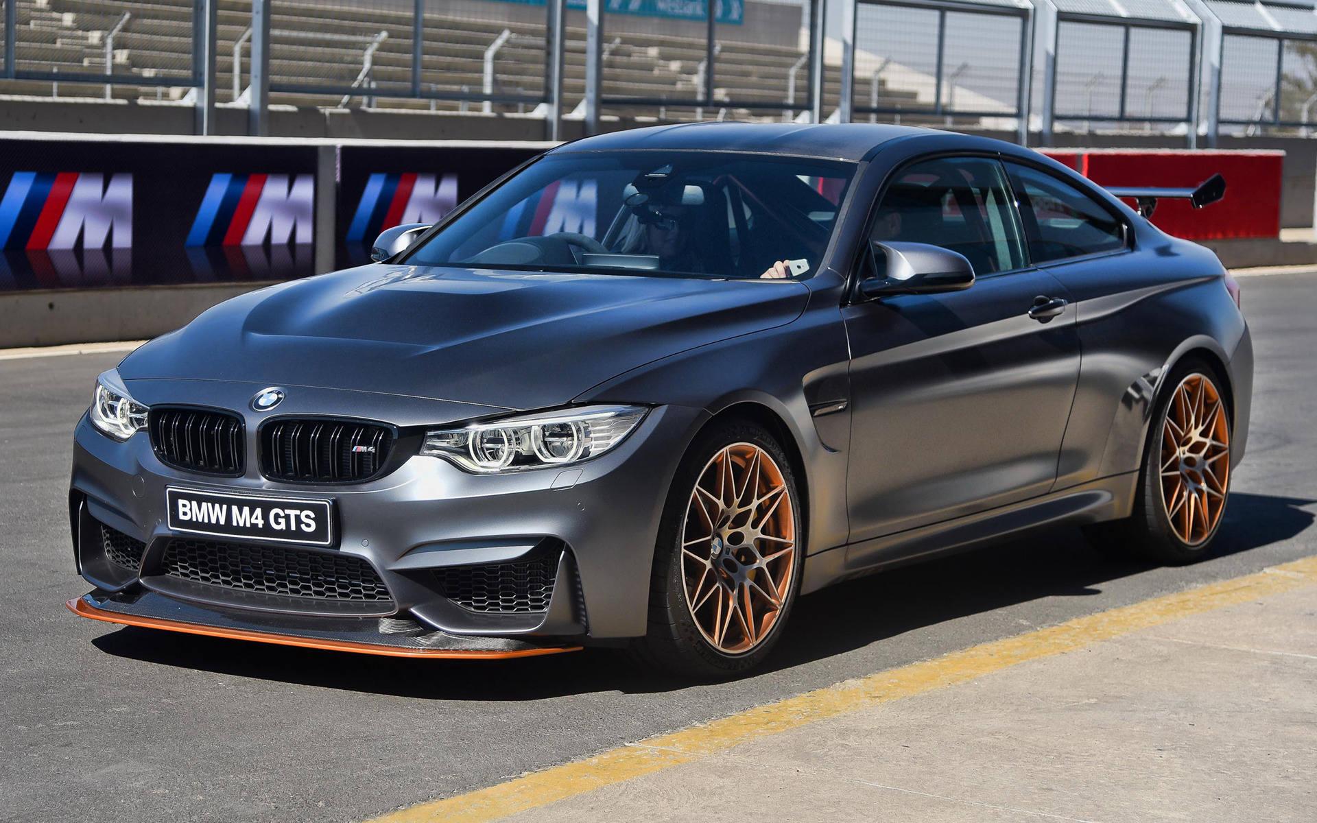 Bmw M4 Gts 2016 Za Wallpapers And Hd Images Car Pixel