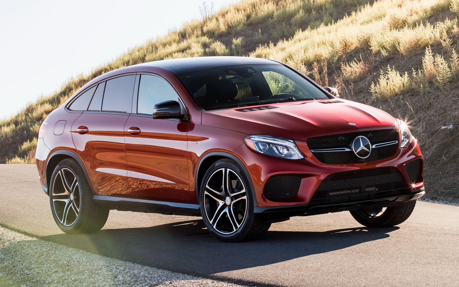Most Expensive Mercedes >> 2016 Mercedes-Benz GLE 450 AMG Coupe (US) - Wallpapers and ...
