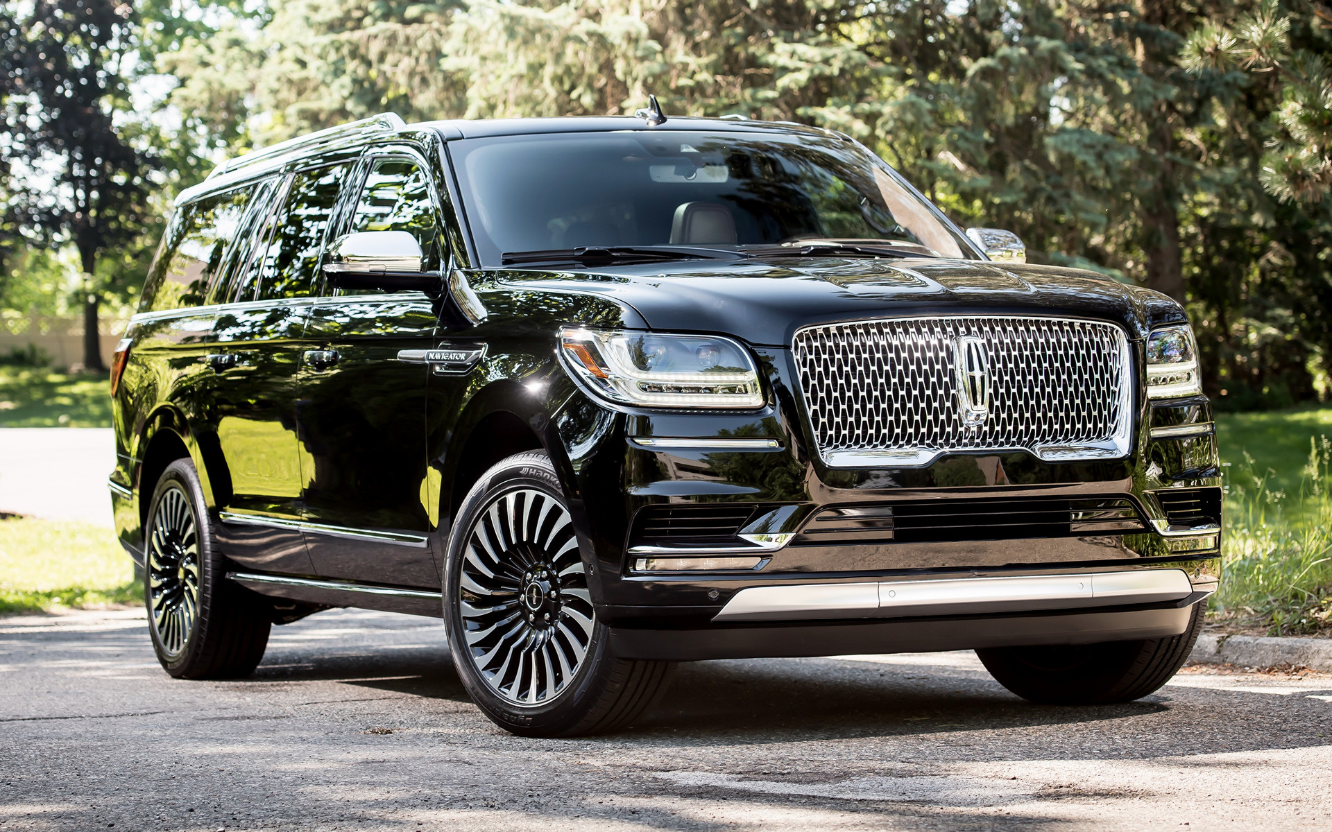 2018 Lincoln Navigator L Wallpapers And Hd Images Car