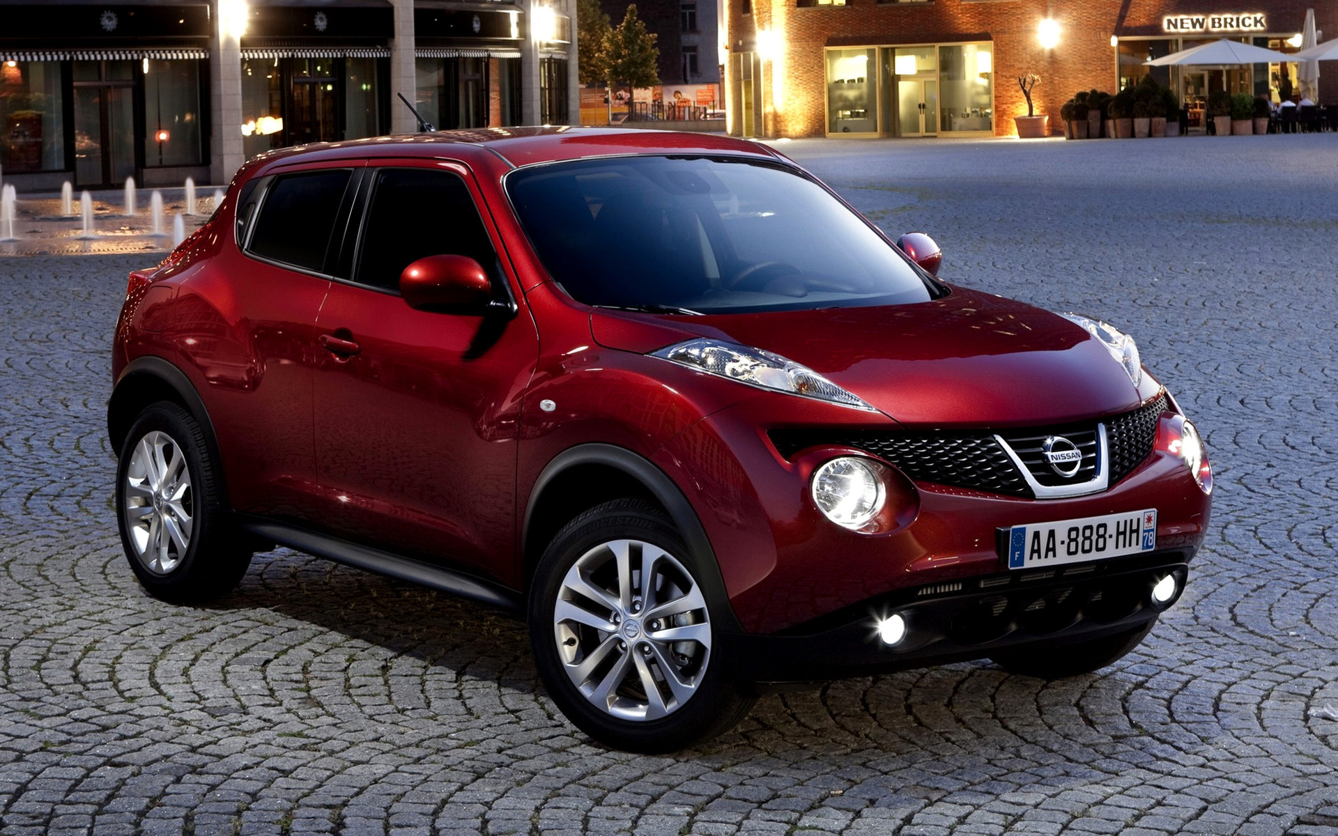 2010 Nissan Juke Wallpapers And Hd Images Car Pixel