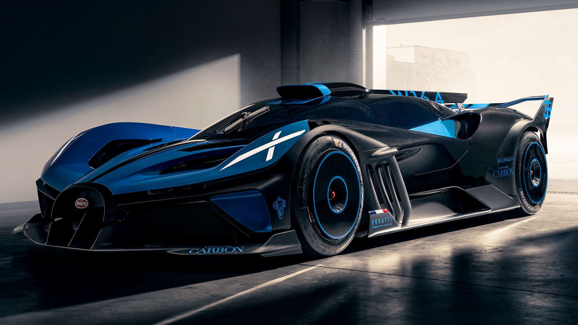 2020 Bugatti Bolide Concept - Wallpapers and HD Images   Car Pixel