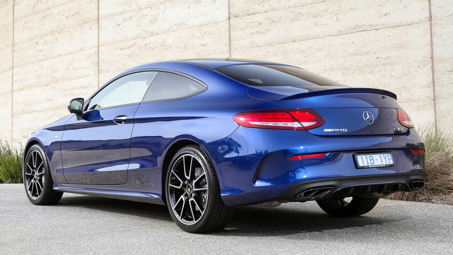 2016 Hyundai Genesis Coupe >> 2016 Mercedes-AMG C 43 Coupe (AU) - Wallpapers and HD Images | Car Pixel
