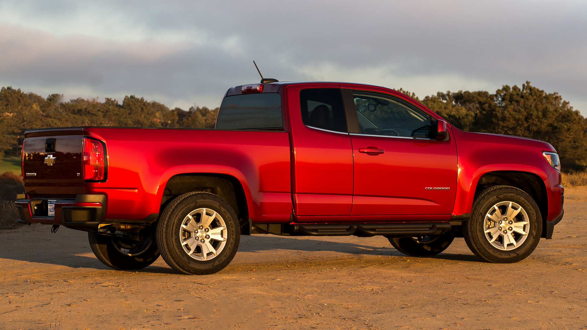 Chevrolet Colorado LT Extended Cab (2015) Wallpapers and HD Images