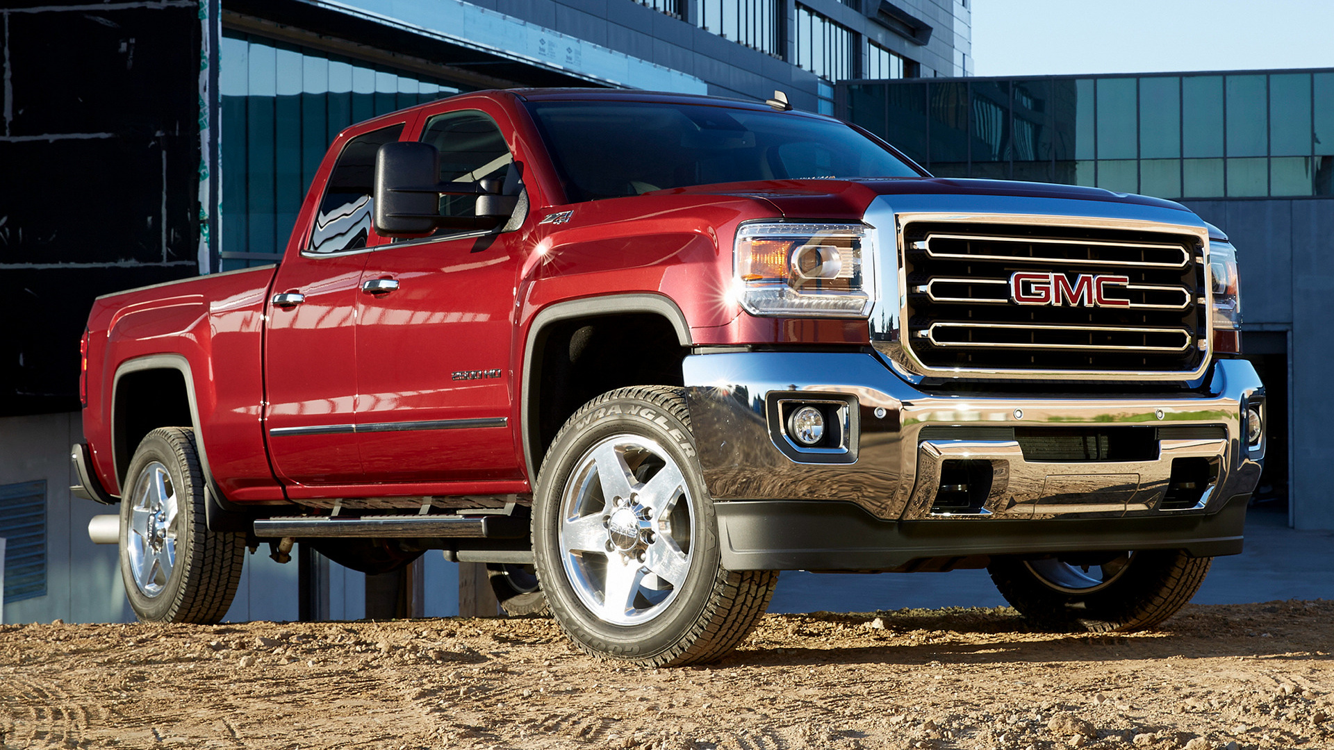 2015 Ram 2500 >> 2015 GMC Sierra 2500 HD SLT Double Cab - Wallpapers and HD ...
