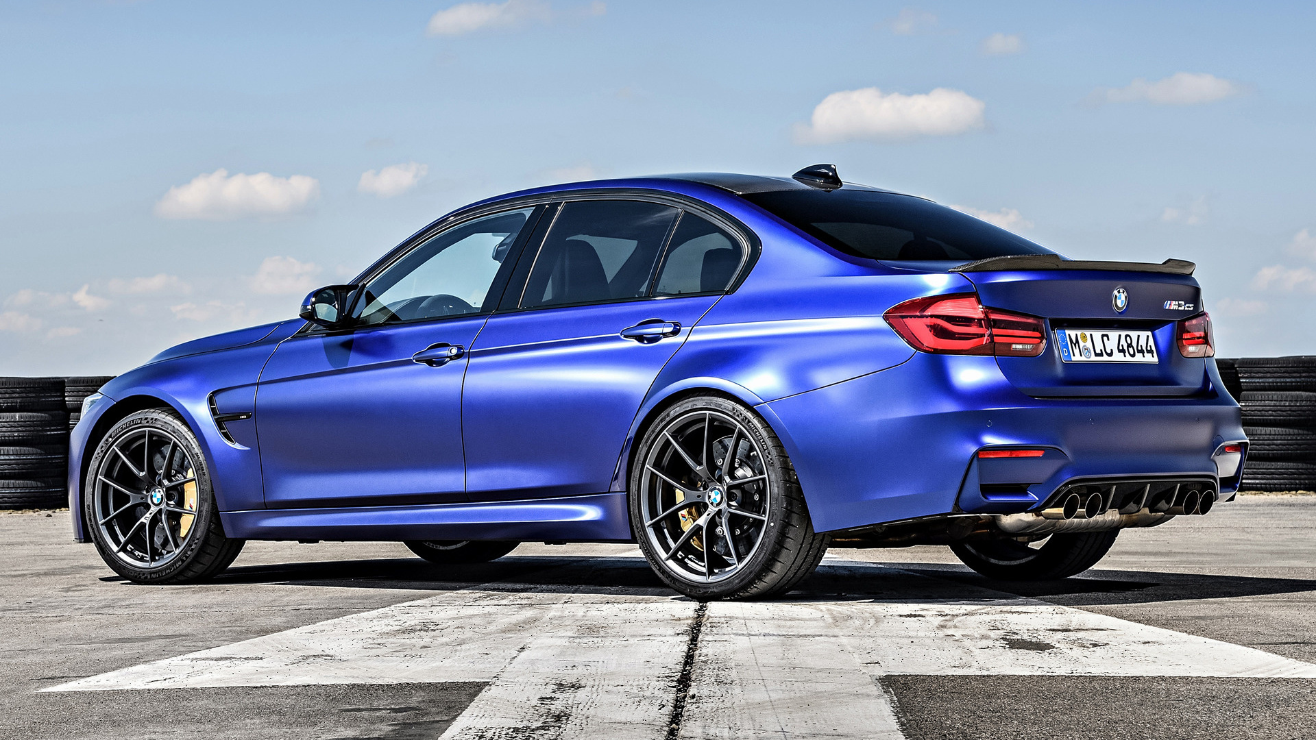 2018 Bmw M3 Cs Wallpapers And Hd Images Car Pixel