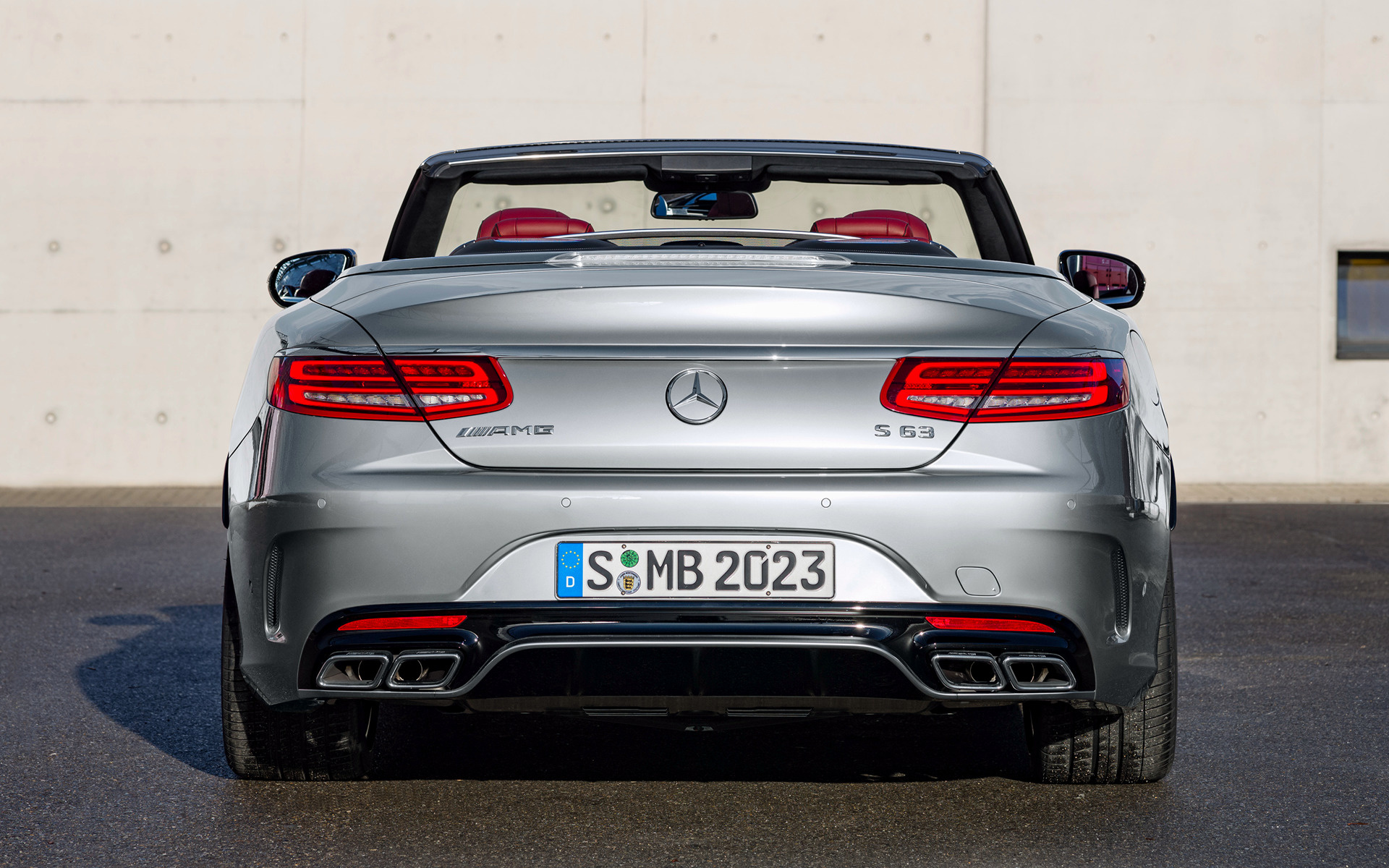 Mercedes-AMG S 63 Cabriolet Edition 130 (2016) Wallpapers and HD ...