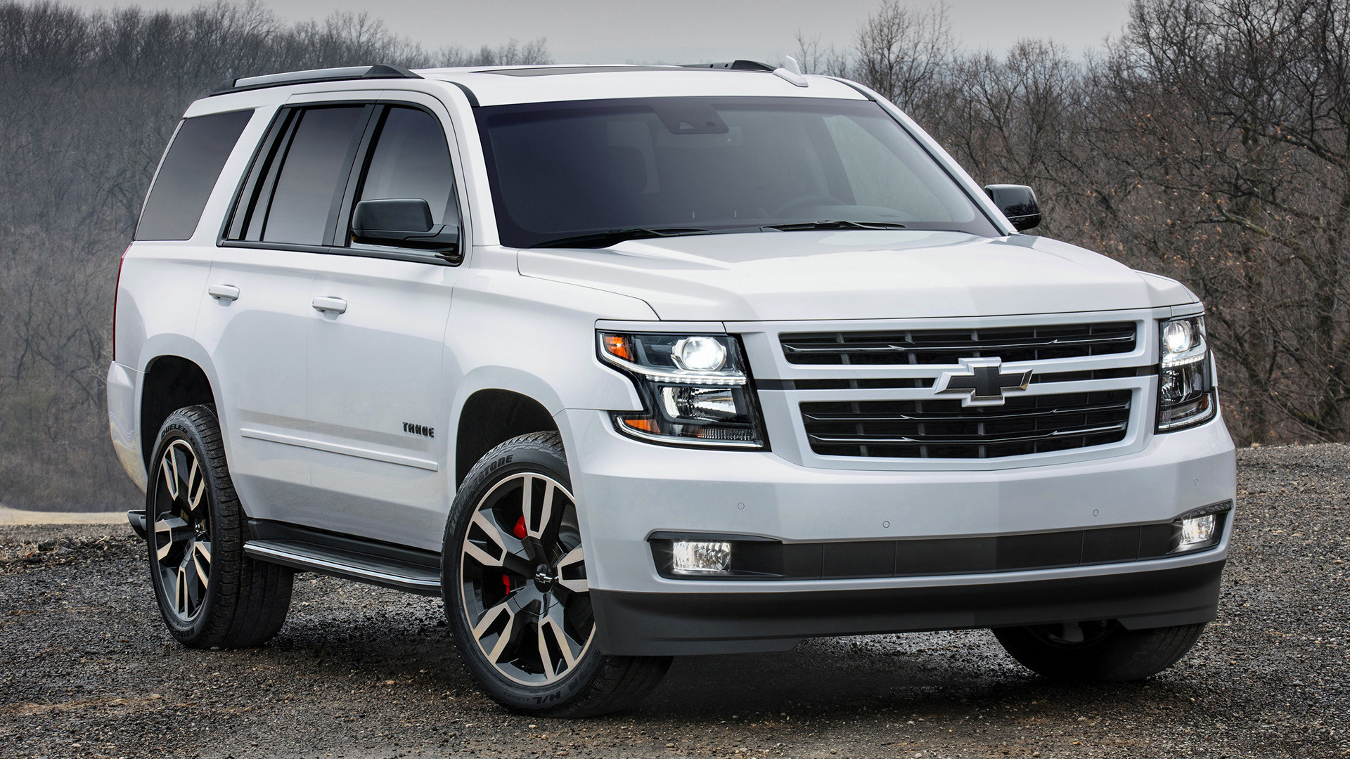 Chevrolet Tahoe RST Premier (2018) Wallpapers and HD Images - Car Pixel