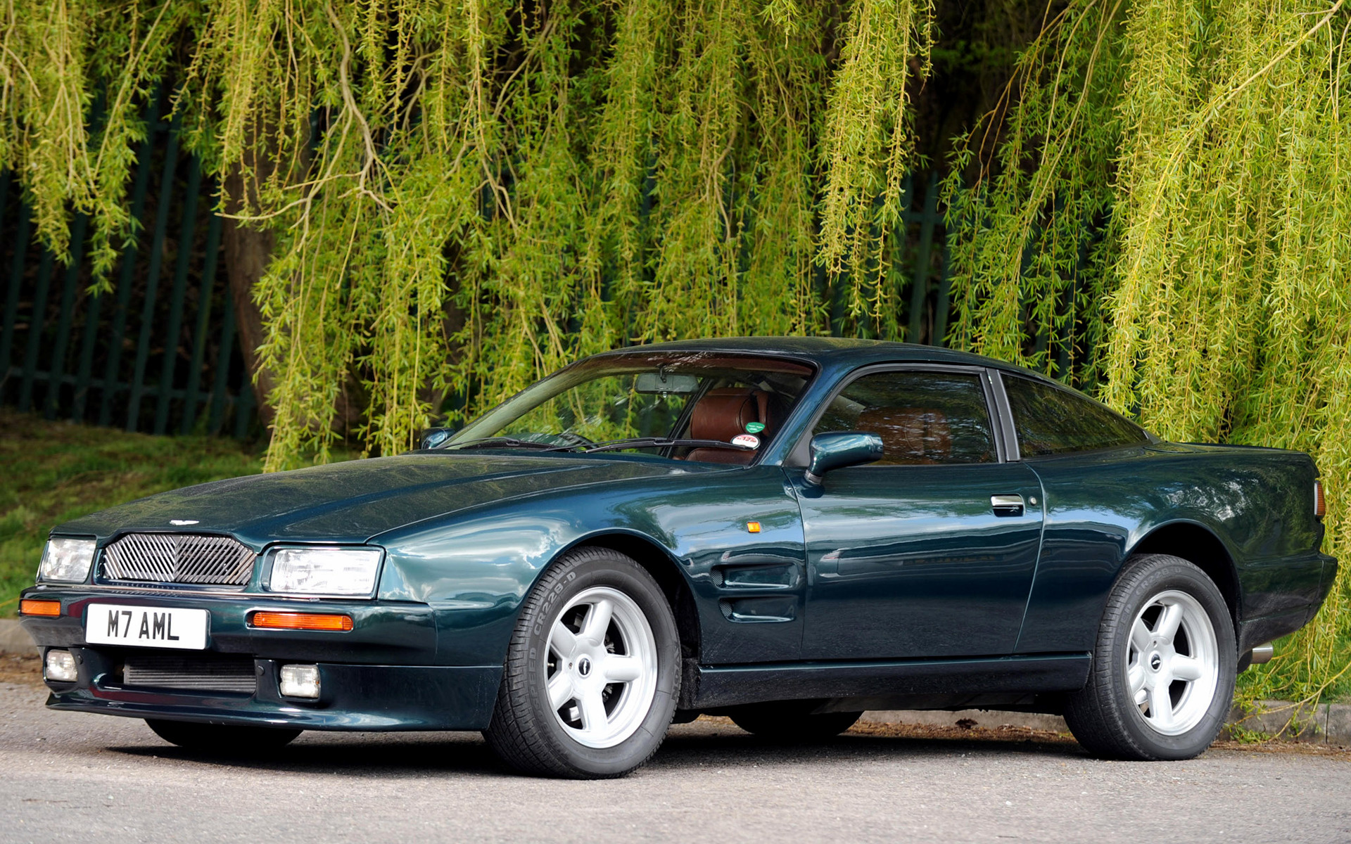 1994 Aston Martin Virage Limited Edition Coupe Hintergrundbilder Und Wallpaper In Hd Car Pixel
