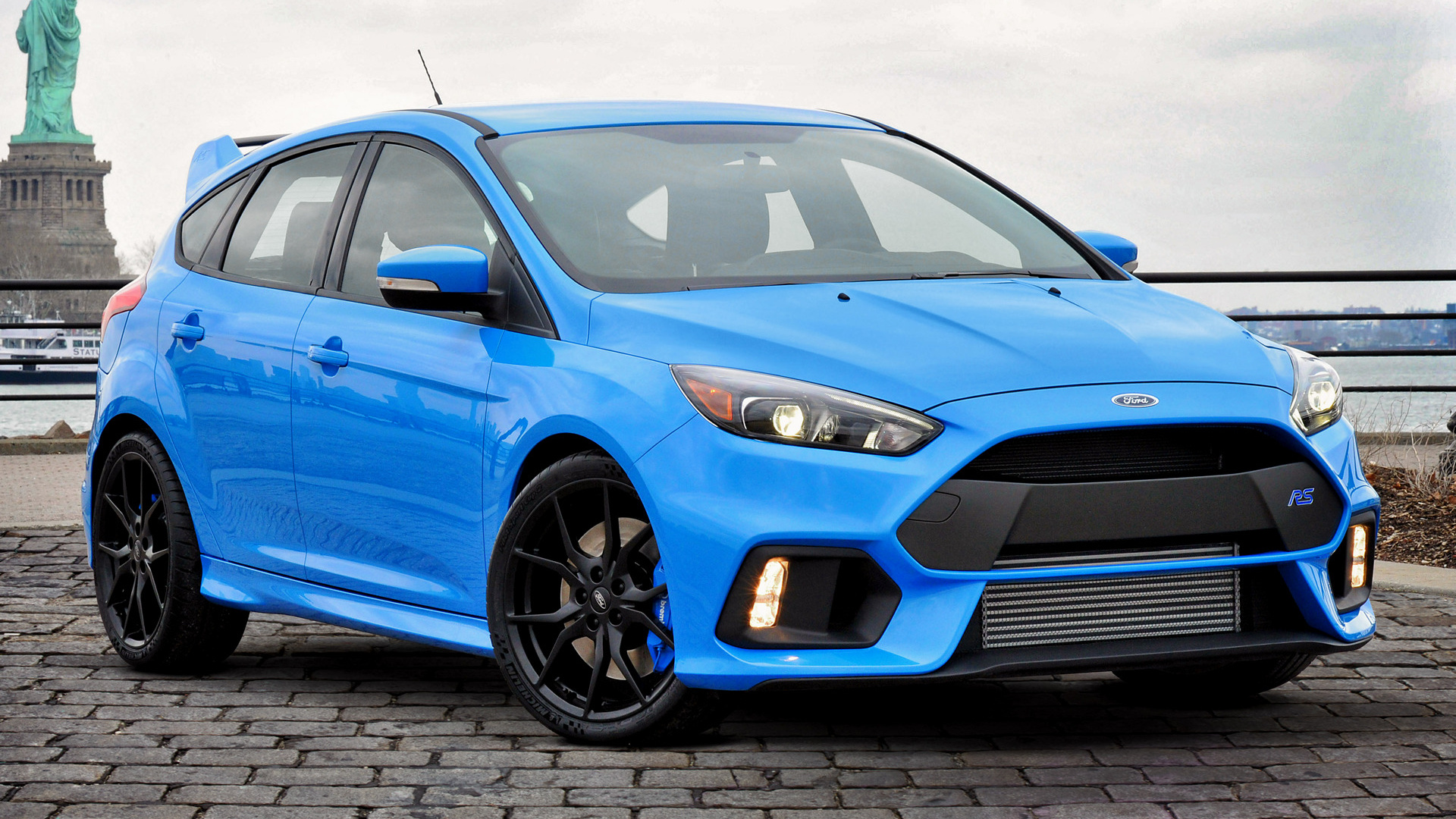 Ford Focus RS (2016) US Wallpapers and HD Images - Car Pixel