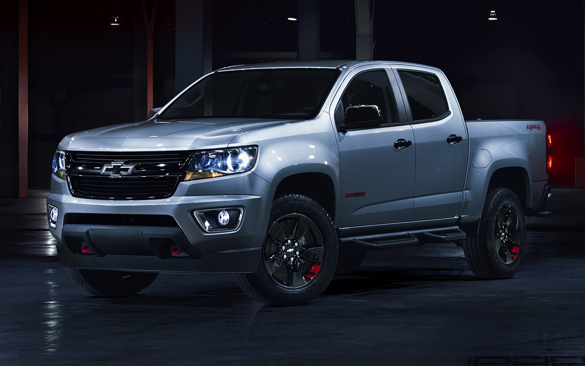 2017 Chevrolet Colorado Redline Crew Cab - Wallpapers and ...