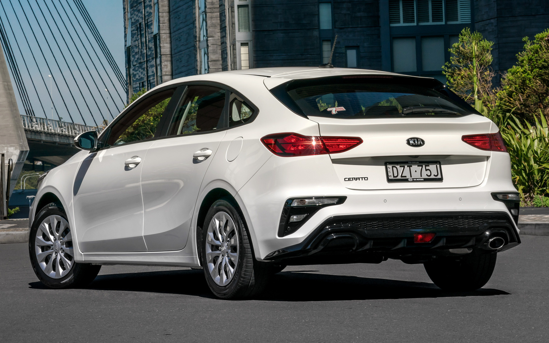 2019 Kia Cerato Hatch (AU) - Wallpapers and HD Images ...