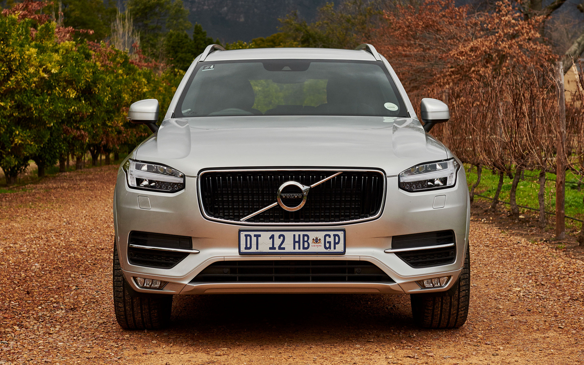 2015 Volvo XC90 Momentum (ZA) - Wallpapers and HD Images | Car Pixel