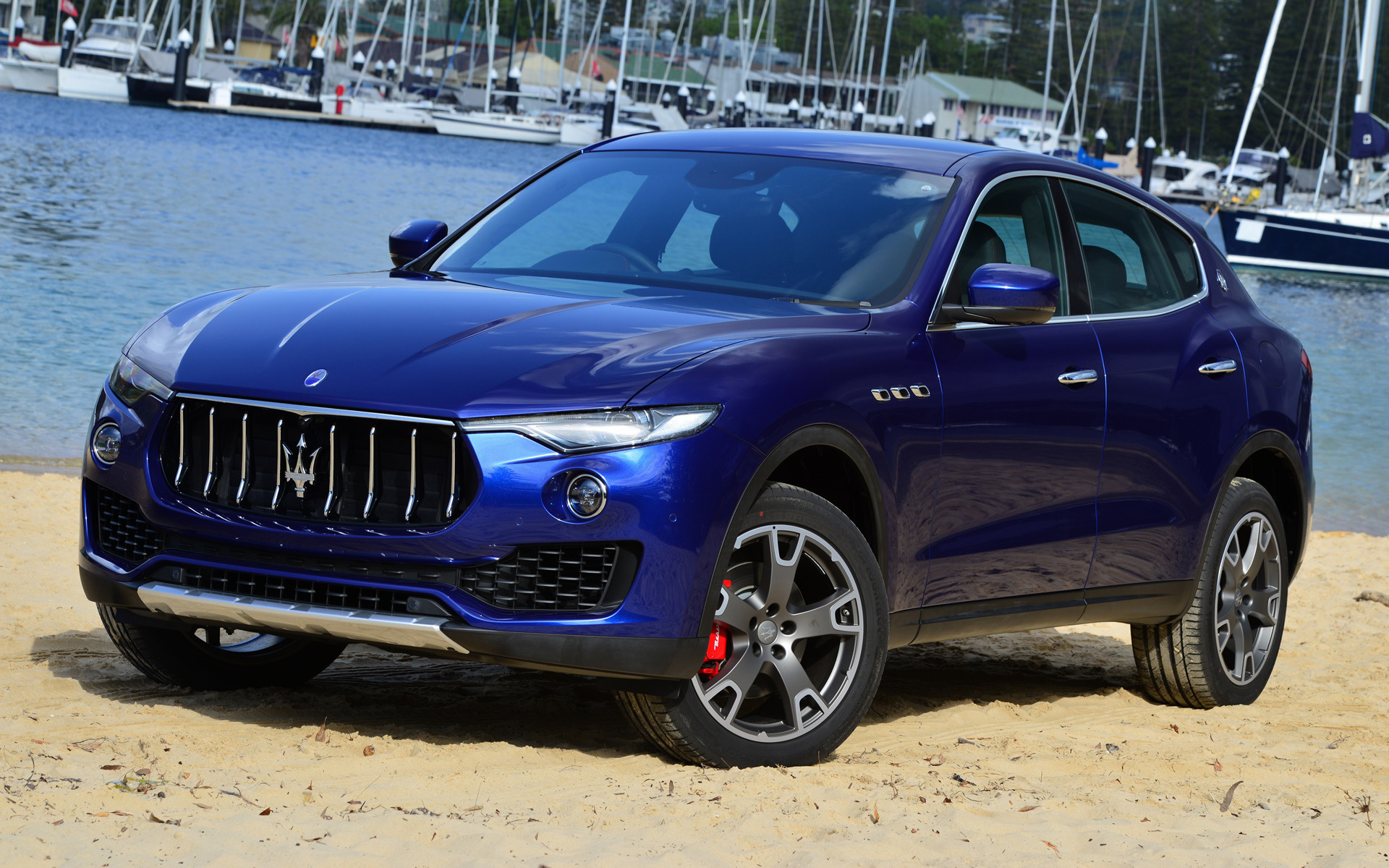maserati levante 2017 au wallpapers and hd images   car