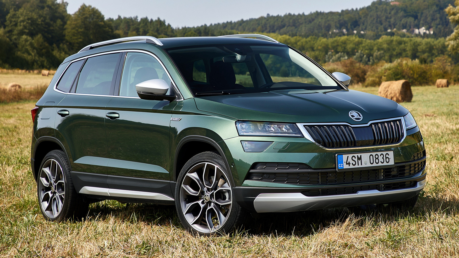 2018 Skoda Karoq Scout - Wallpapers and HD Images | Car Pixel