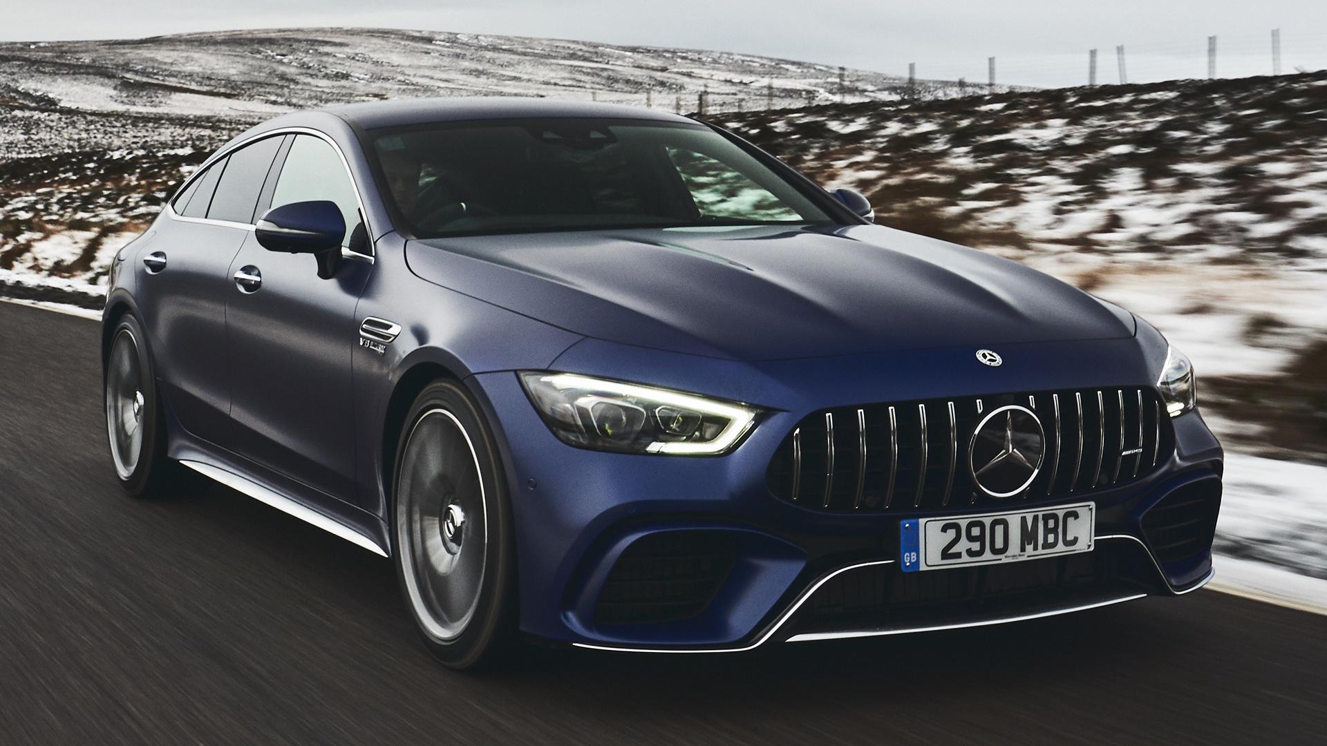 2018 Mercedes Amg Gt 63 S 4 Door Uk Wallpapers And Hd Images Car Pixel