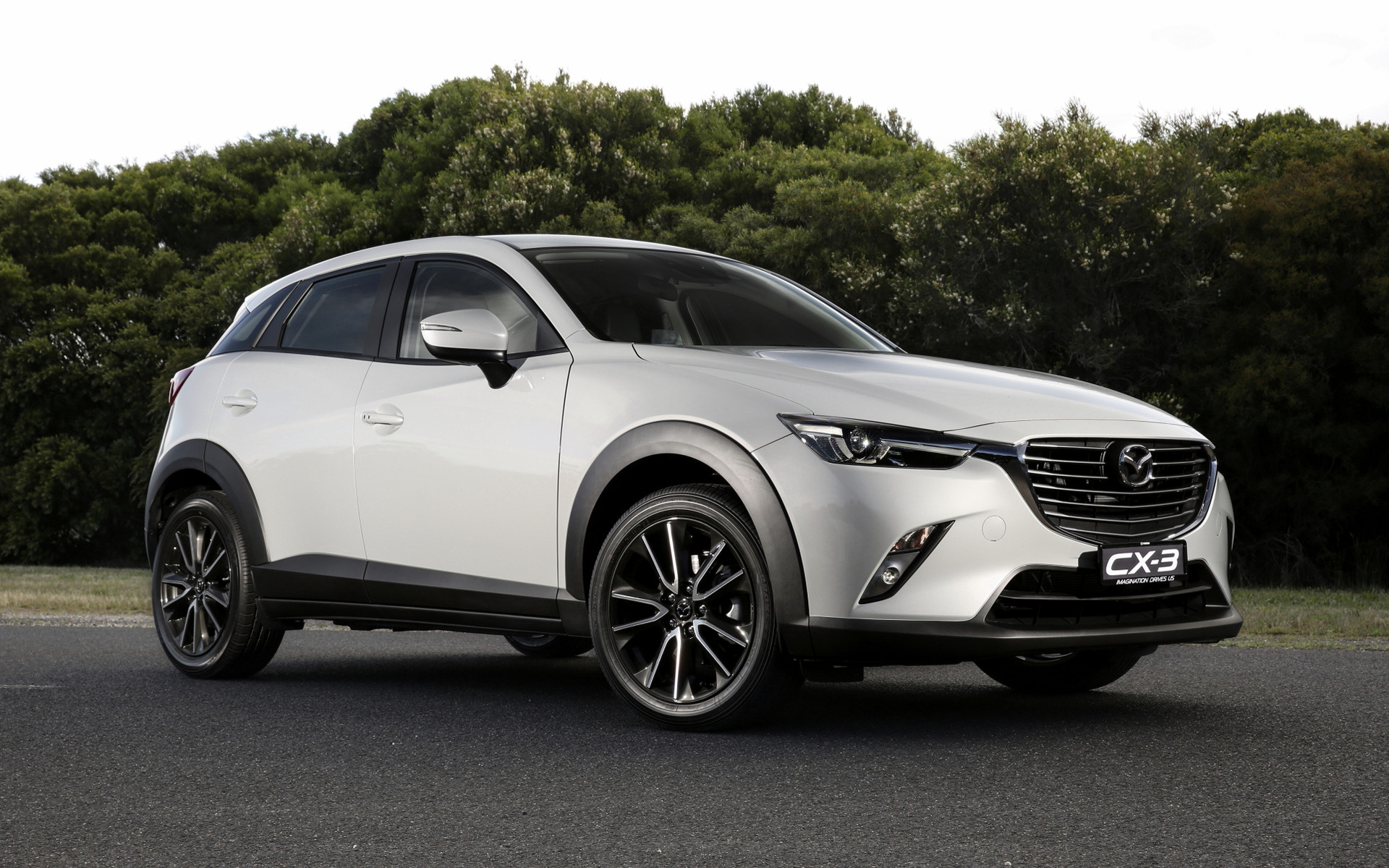 2015 Mazda Cx 3 Au Wallpapers And Hd Images Car Pixel