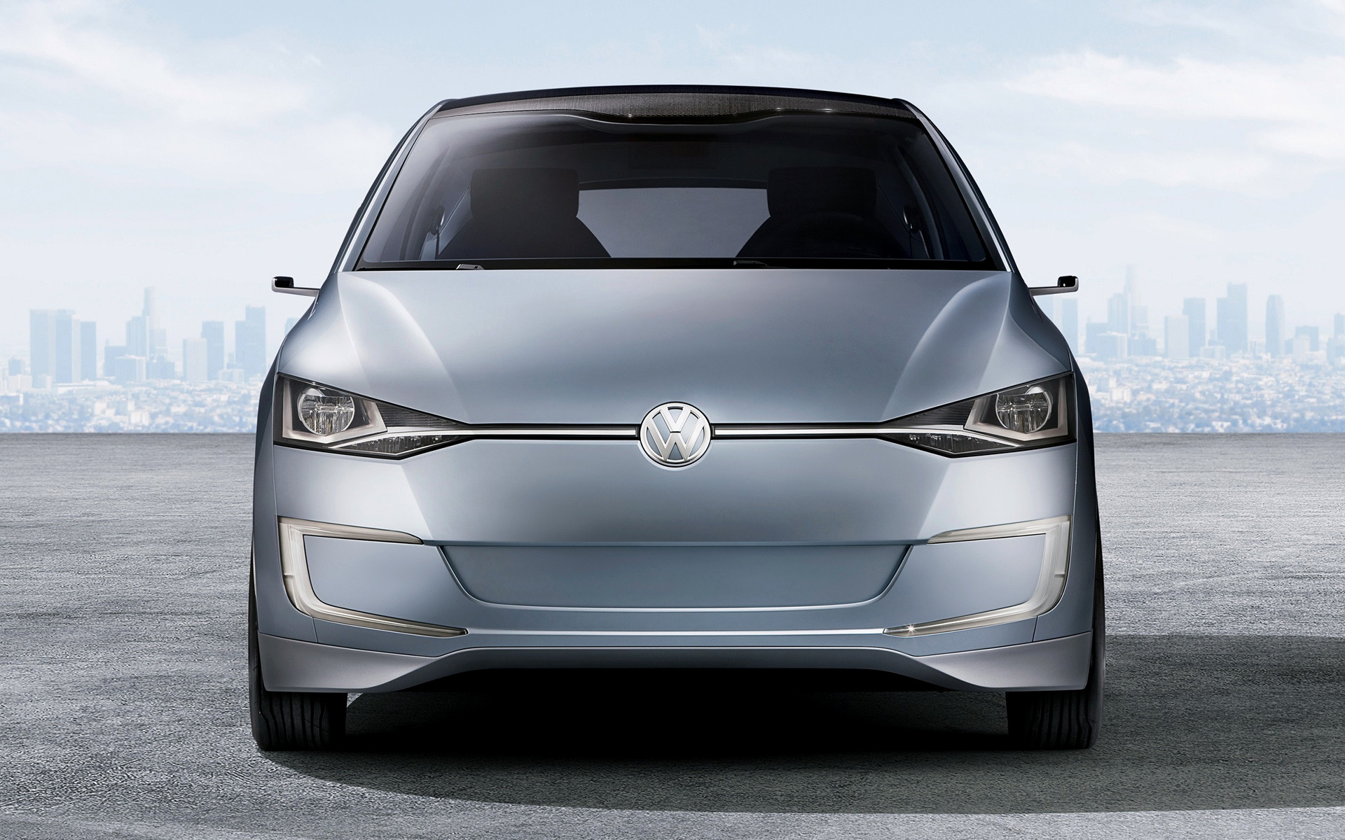 2009 Volkswagen Up Lite Concept Wallpapers And Hd Images Car Pixel