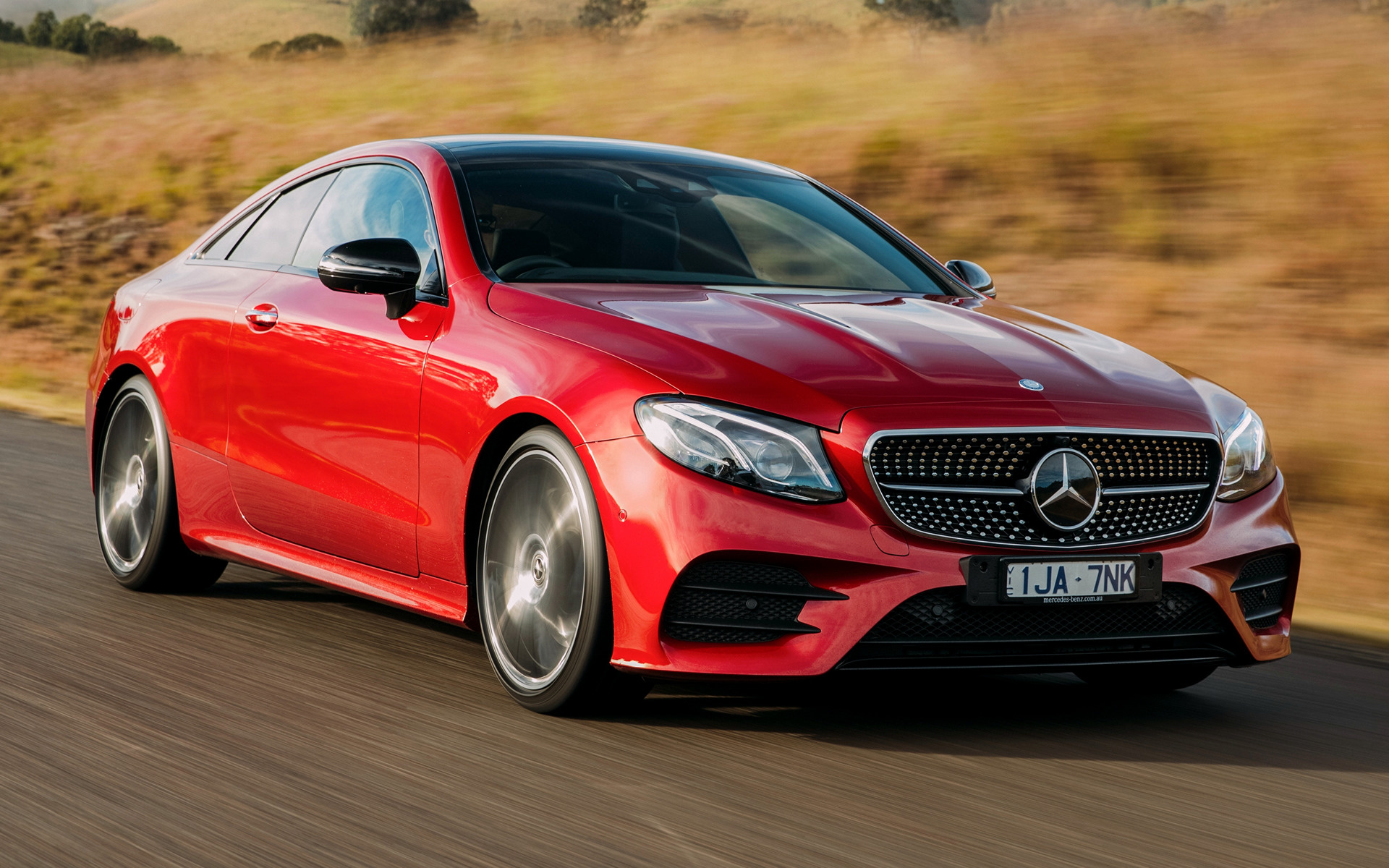 2016 Hyundai Genesis Coupe >> 2017 Mercedes-Benz E-Class Coupe AMG Line (AU) - Wallpapers and HD Images | Car Pixel