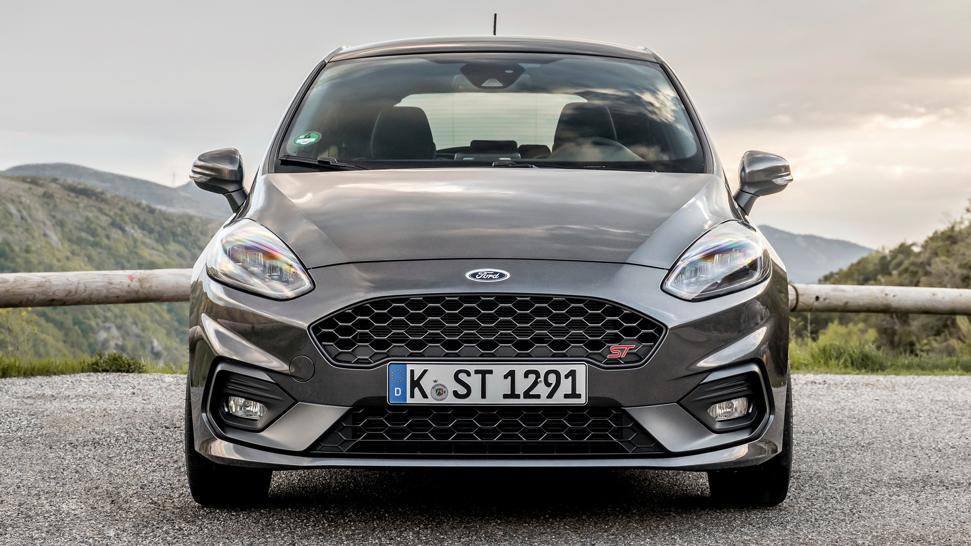 Ed Martin Gmc >> 2018 Ford Fiesta ST 5-door - Wallpapers and HD Images ...
