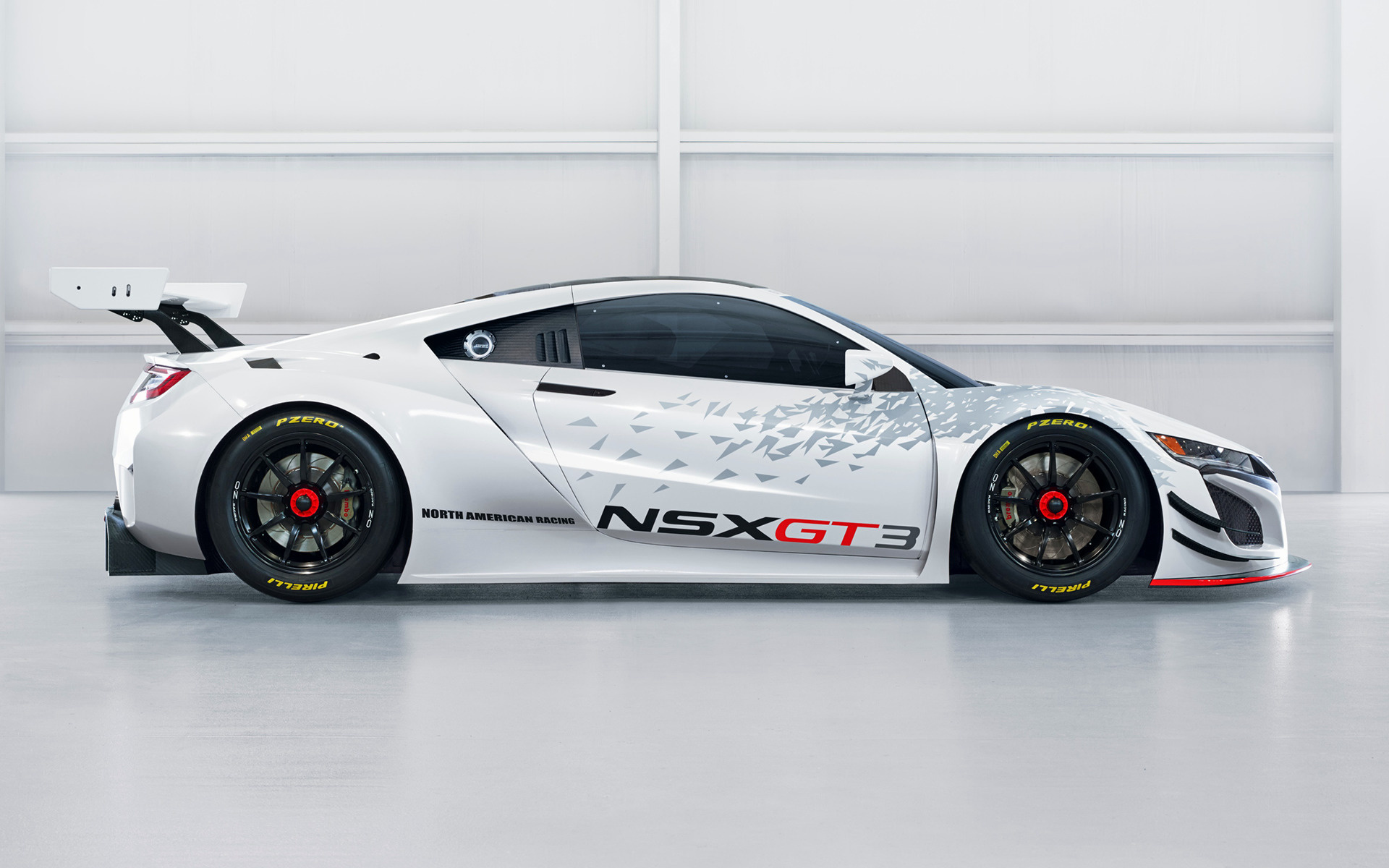 Acura NSX GT3 (2017) Wallpapers and HD Images - Car Pixel