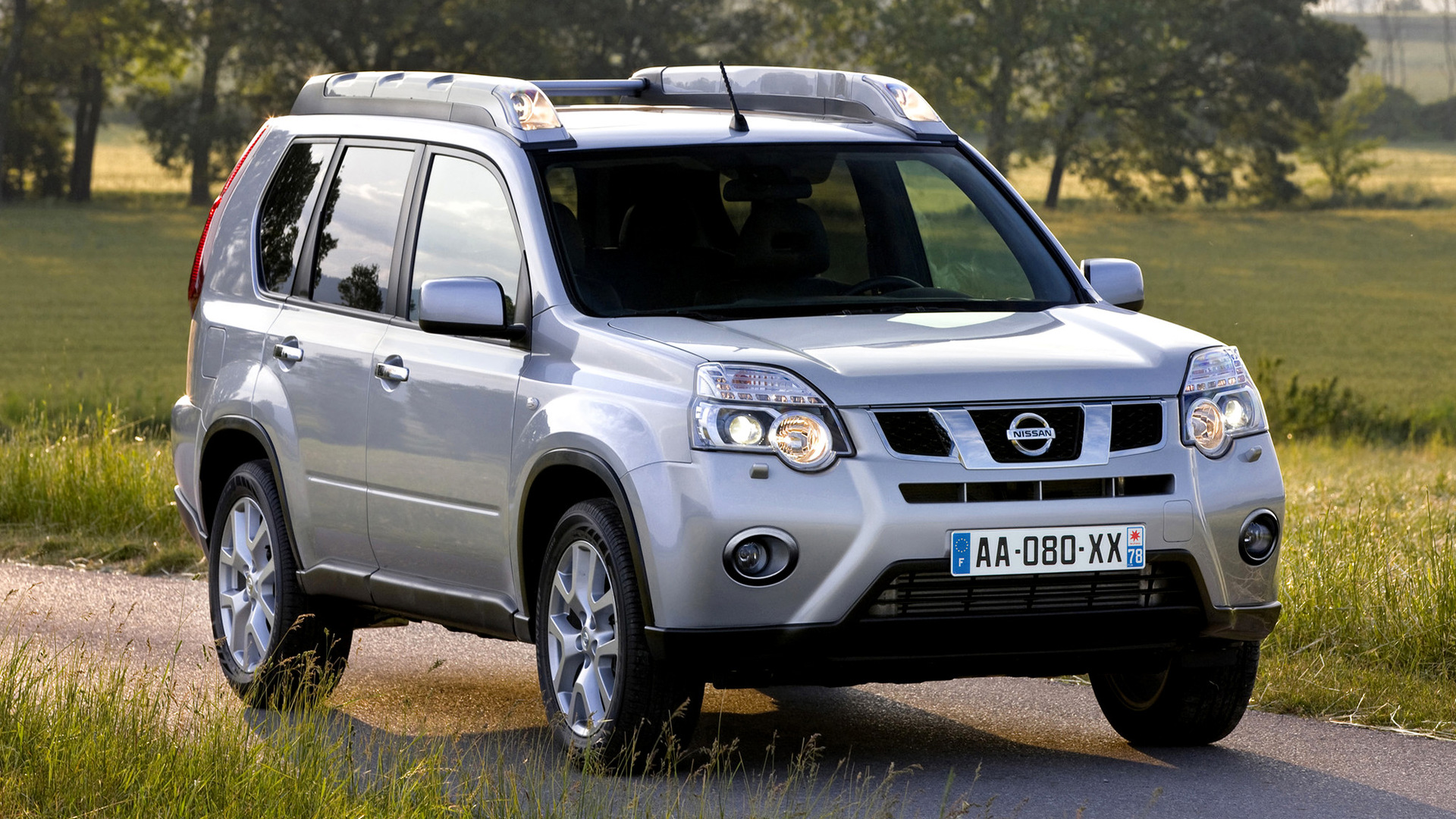 nissan x trail 2010 wallpapers and hd images car pixel. Black Bedroom Furniture Sets. Home Design Ideas