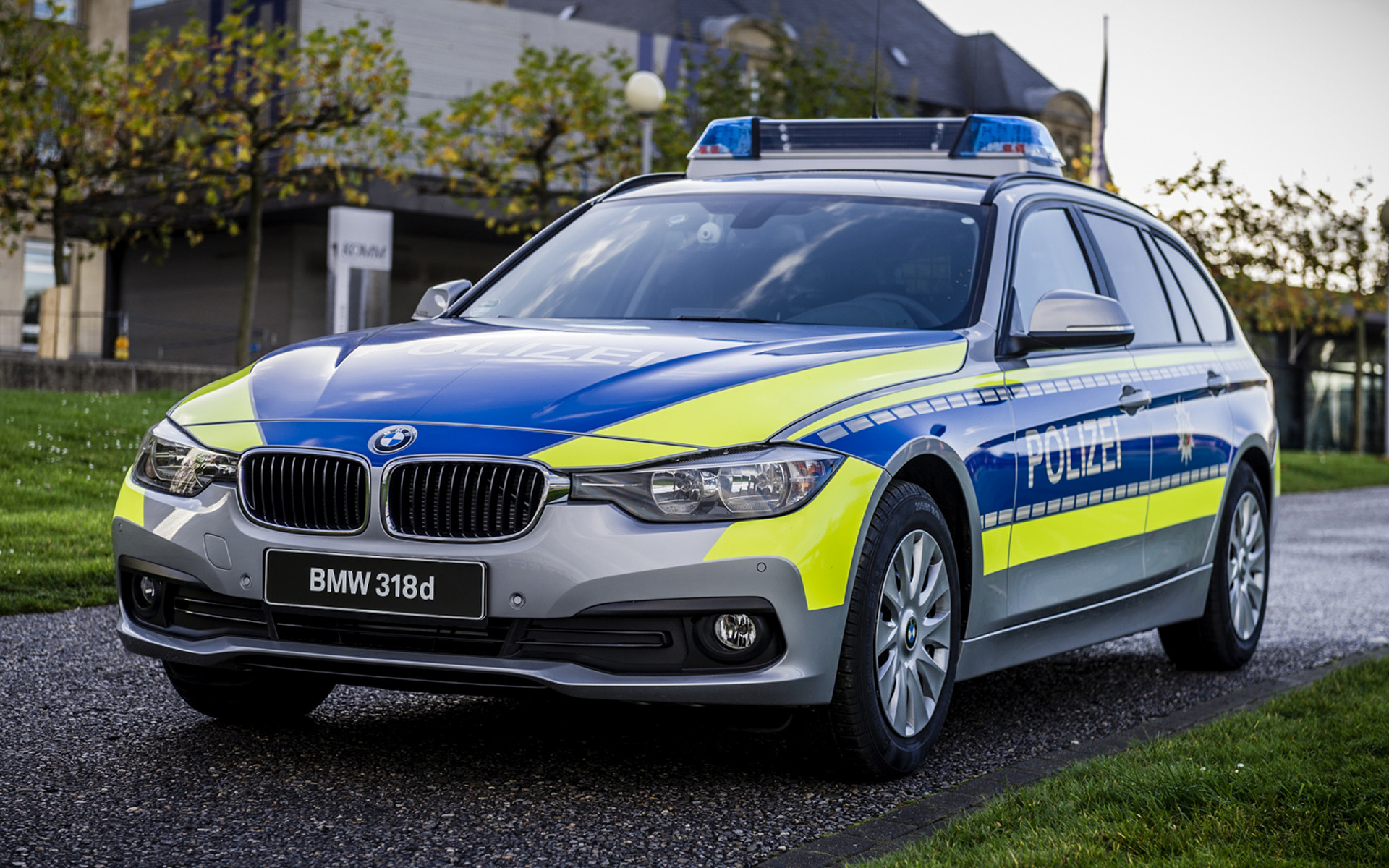 Bmw 3 Series Touring Polizei 2016 Wallpapers And Hd