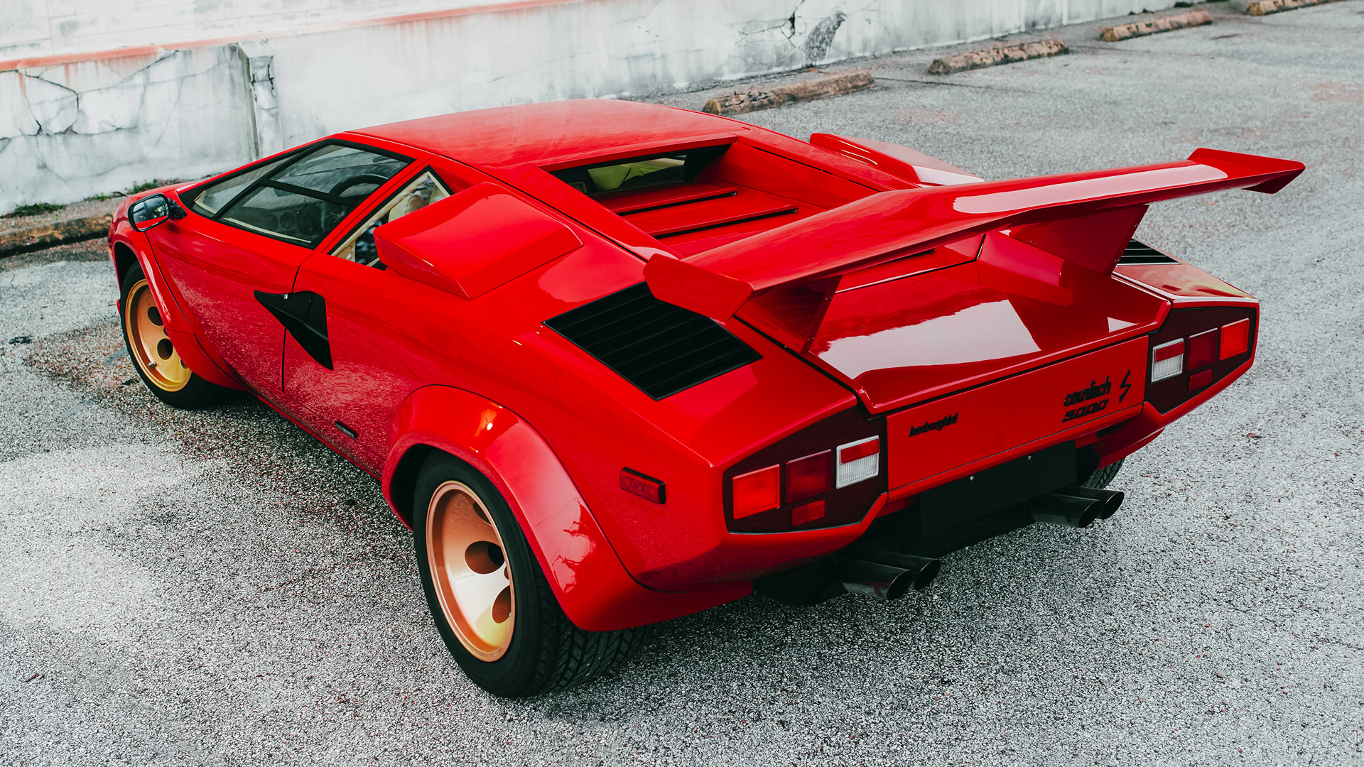 1982 Lamborghini Countach 5000 S Us Wallpapers And Hd