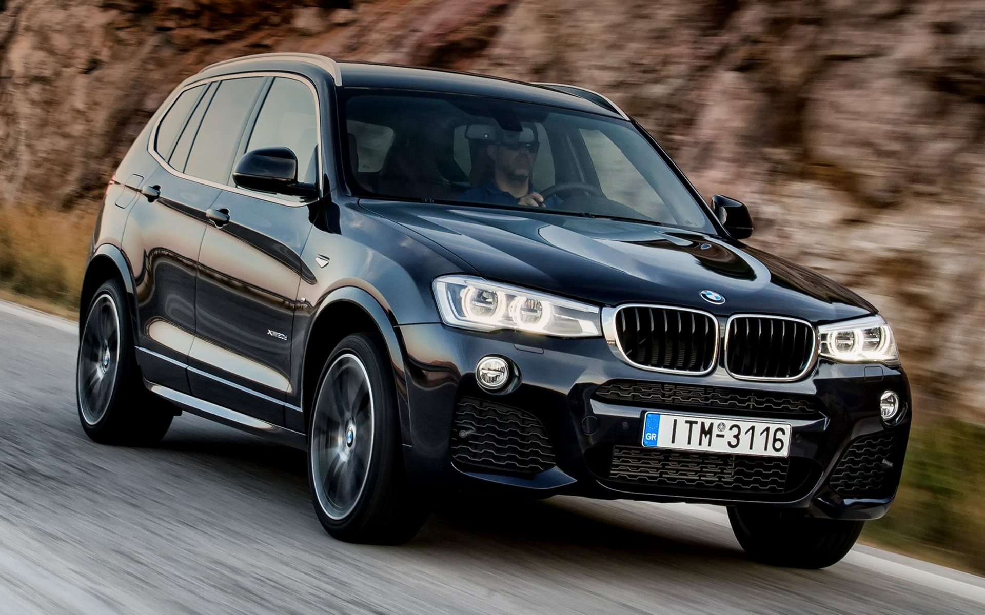 2017 BMW X3 M Sport Limited Edition - Wallpapers and HD ...