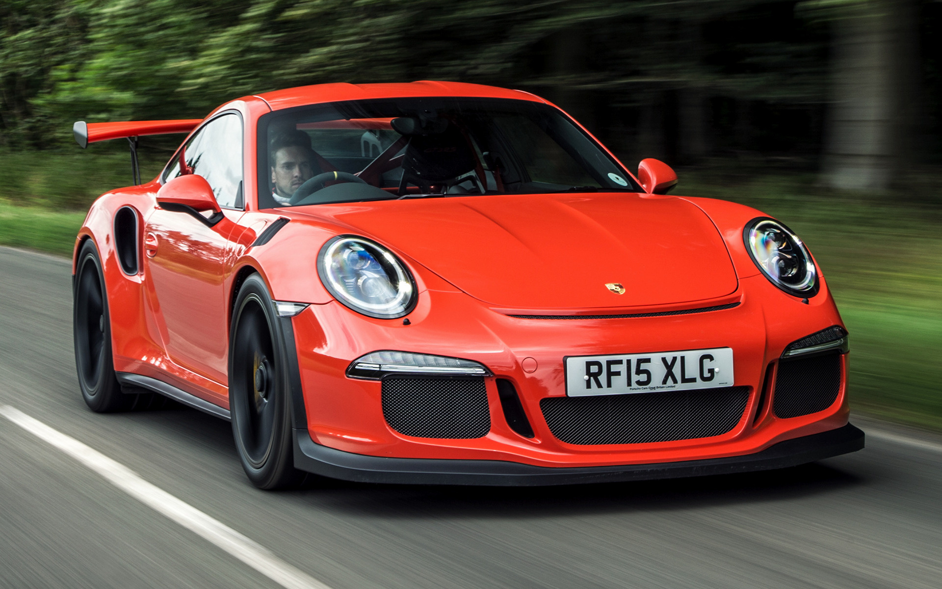 2015 Porsche 911 Gt3 Rs Uk Wallpapers And Hd Images