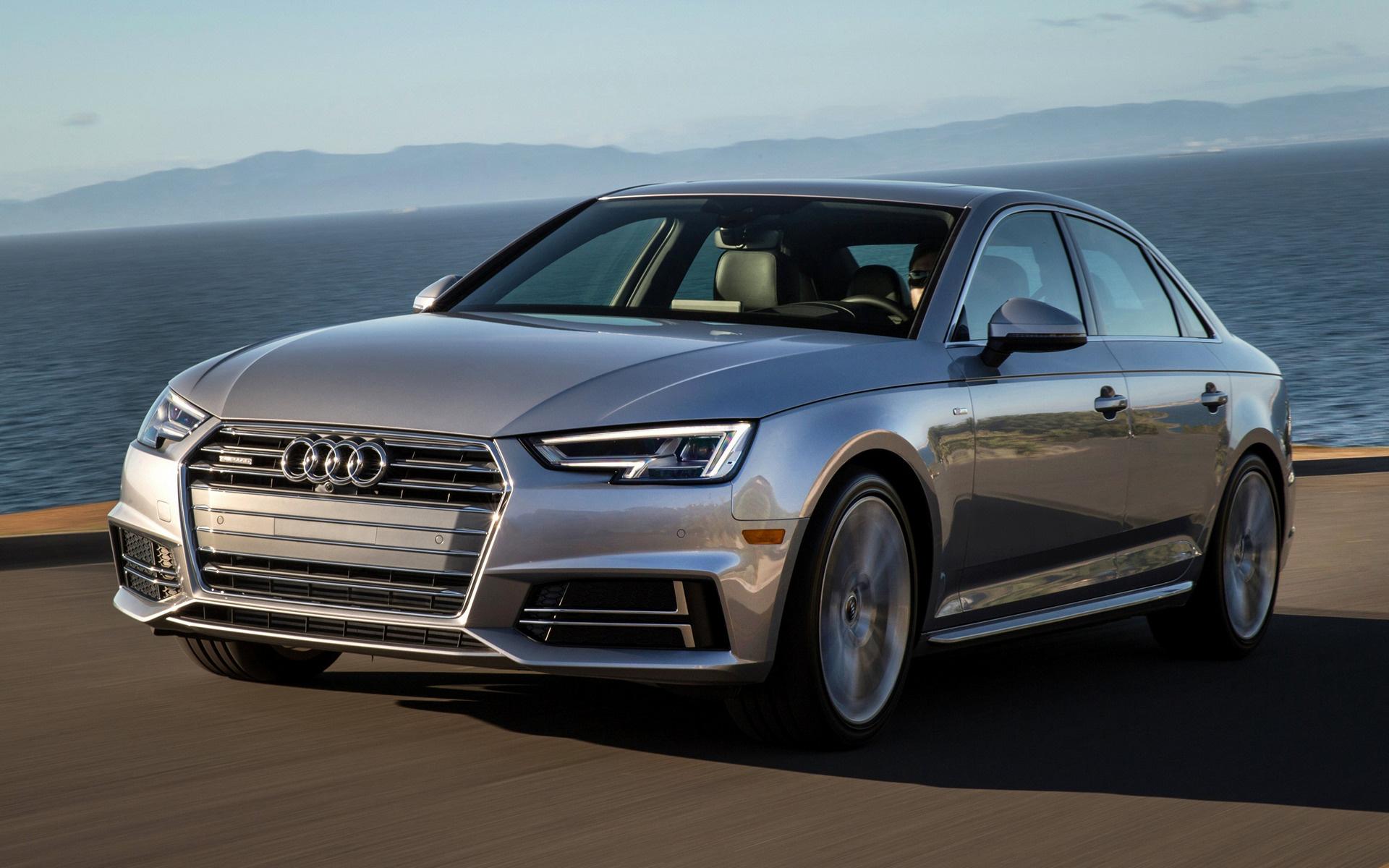 Audi A Sedan S Line Car Wallpaper