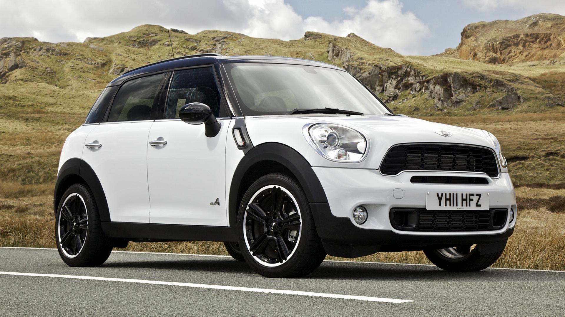 Ed Martin Honda >> 2011 Mini Cooper S Countryman (UK) - Wallpapers and HD ...