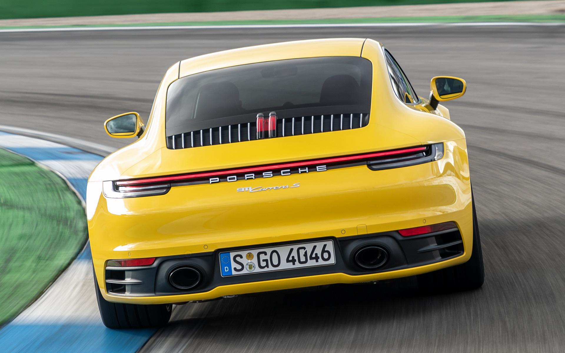 2019 Porsche 911 Carrera S Wallpapers And Hd Images Car Pixel