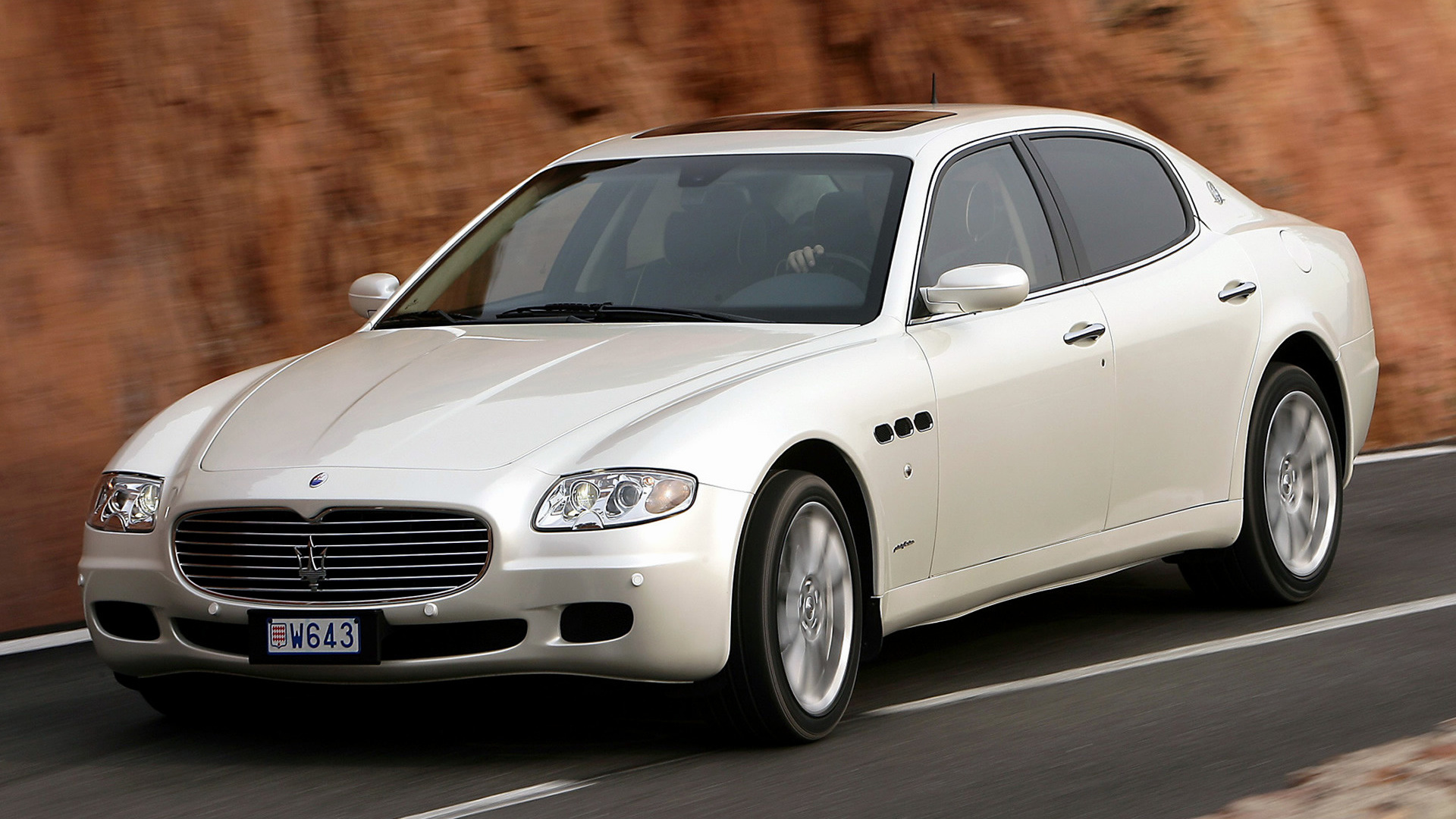 2004 Maserati Quattroporte - Wallpapers and HD Images ...