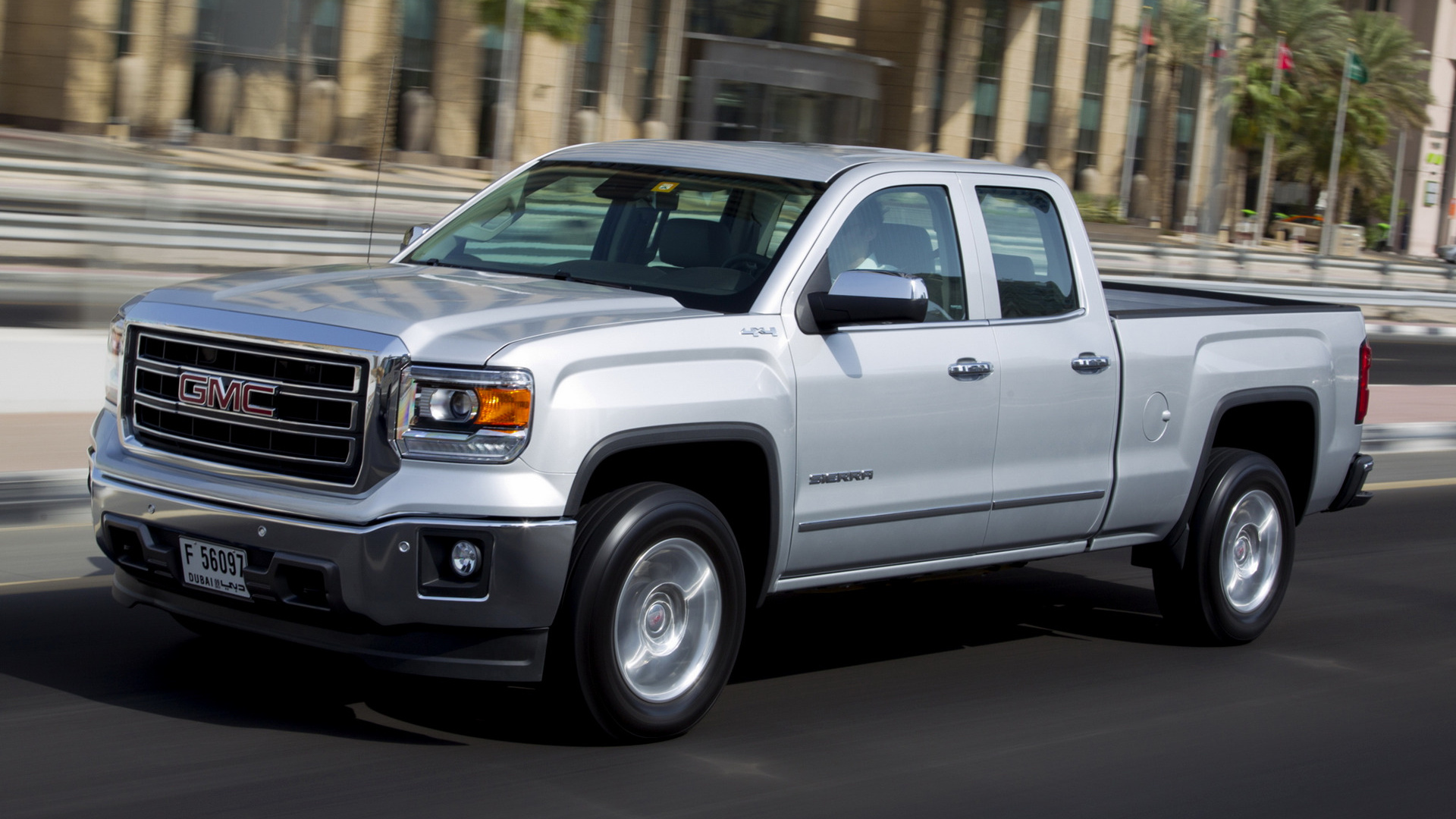 2014 GMC Sierra 1500 SLT Double Cab - Wallpapers and HD ...