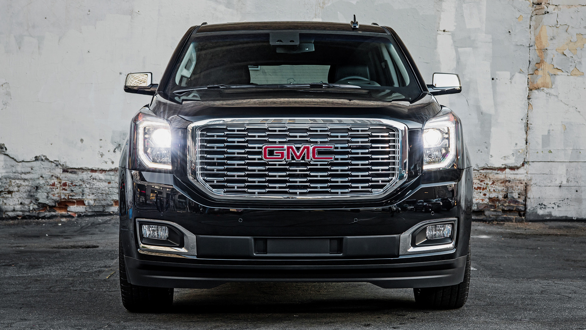 2018 GMC Yukon Denali Ultimate Black Edition - Wallpapers ...