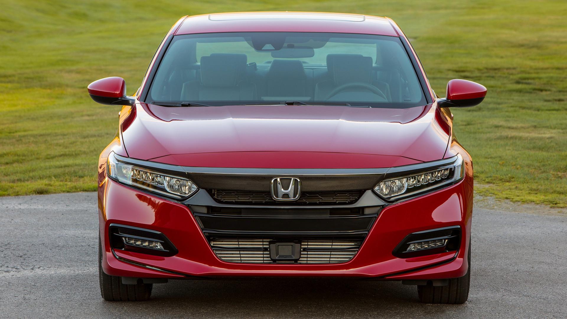 Honda accord sport 2018 wallpapers and hd images car pixel for Honda accord 201